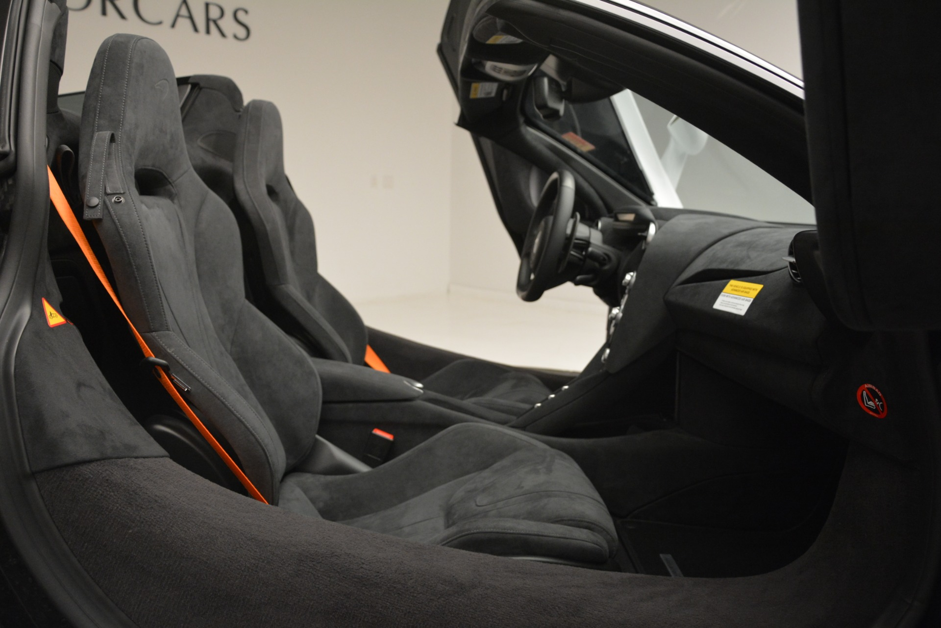 New 2020 McLaren 720S Spider Convertible For Sale In Greenwich, CT 3229_p24