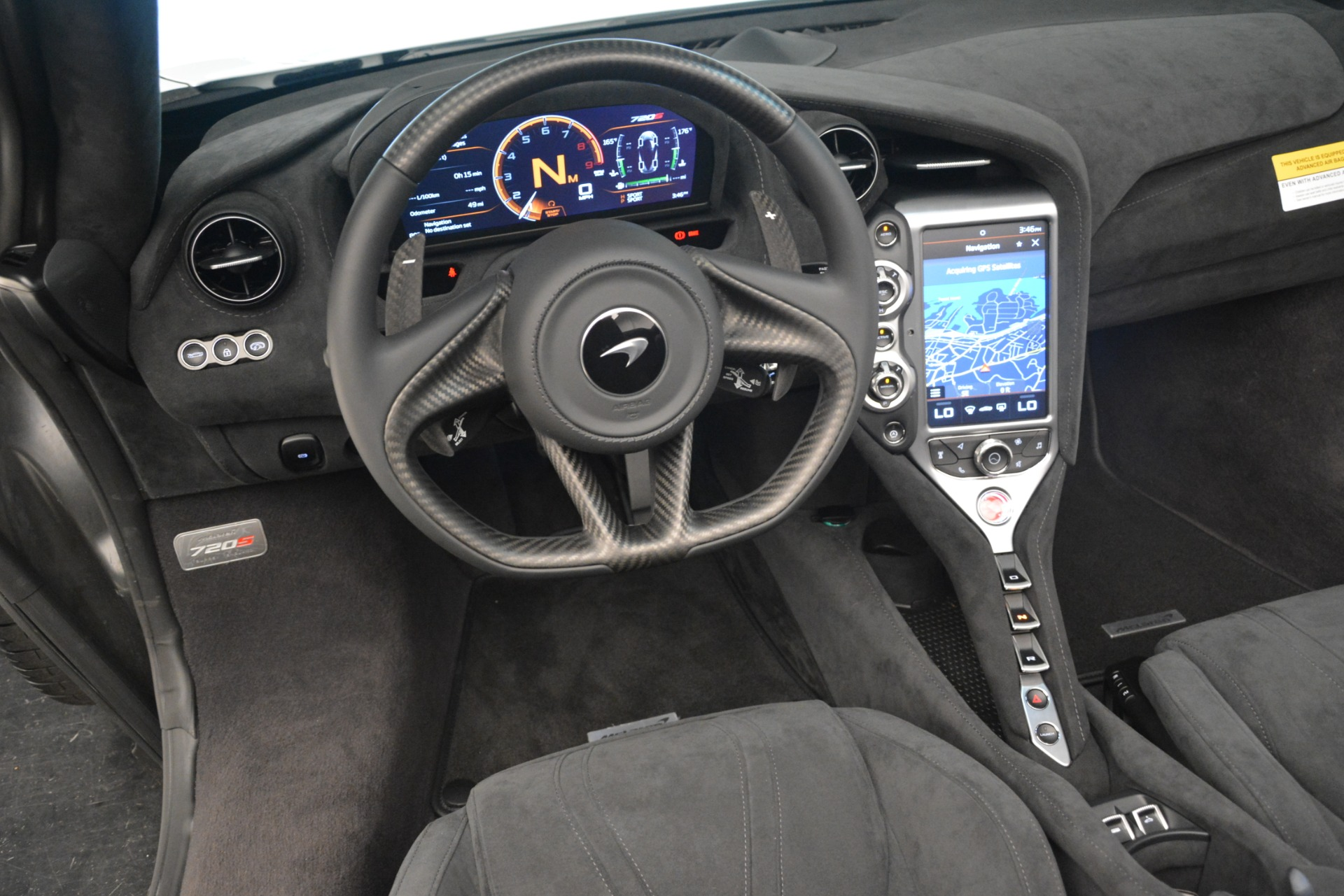 New 2020 McLaren 720S Spider Convertible For Sale In Greenwich, CT 3229_p27