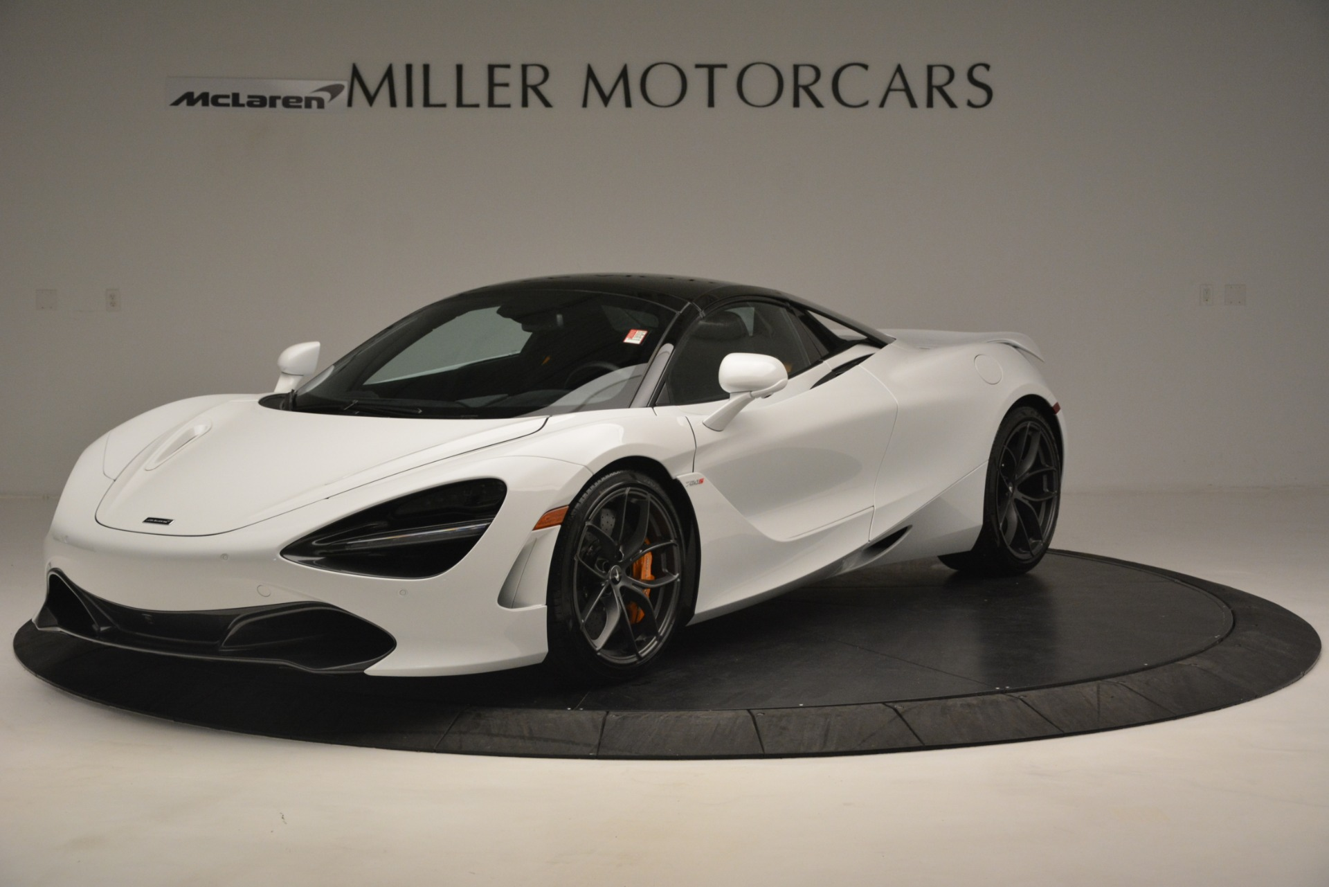 New 2020 McLaren 720S Spider Convertible For Sale In Greenwich, CT 3229_p2