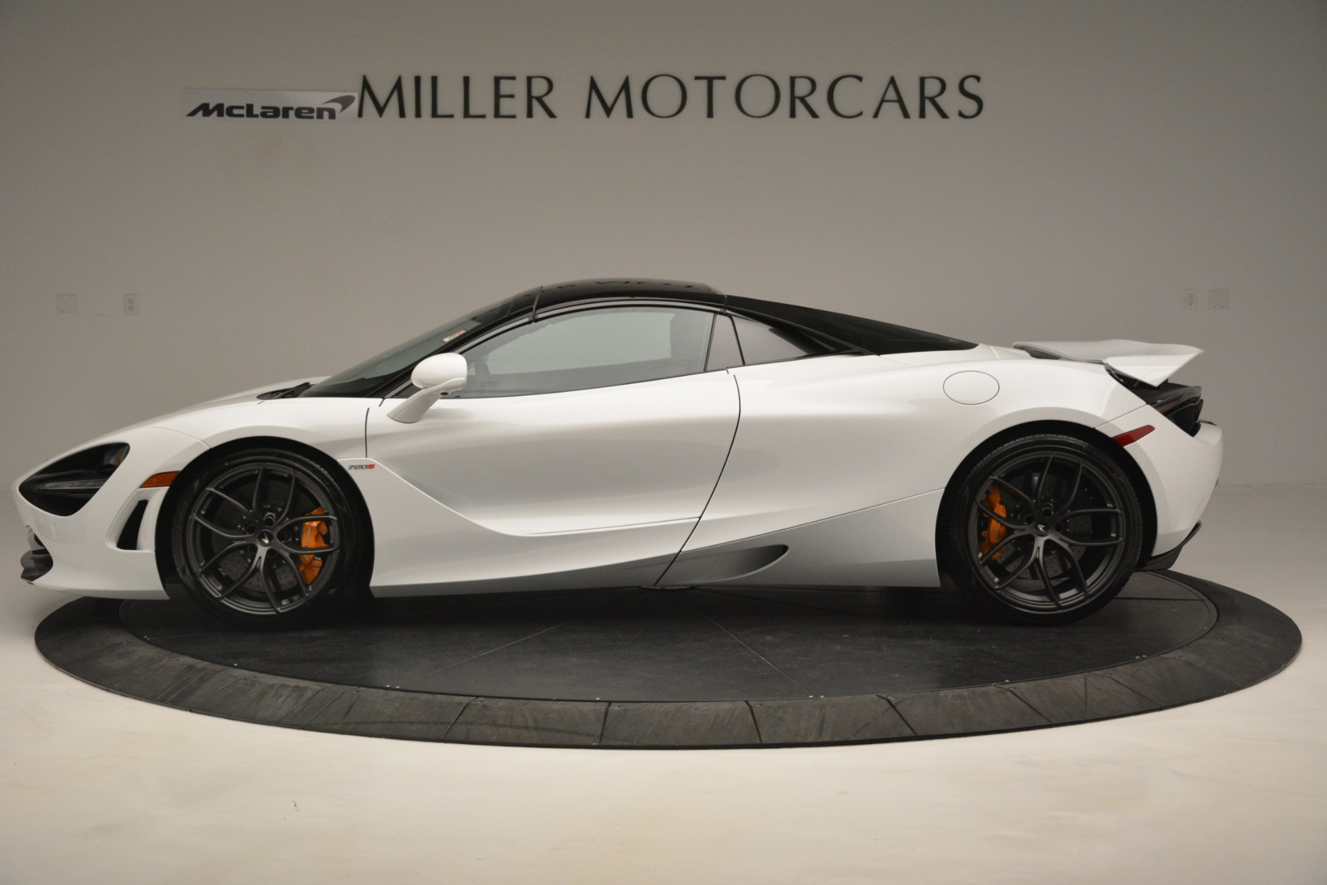 New 2020 McLaren 720S Spider Convertible For Sale In Greenwich, CT 3229_p3