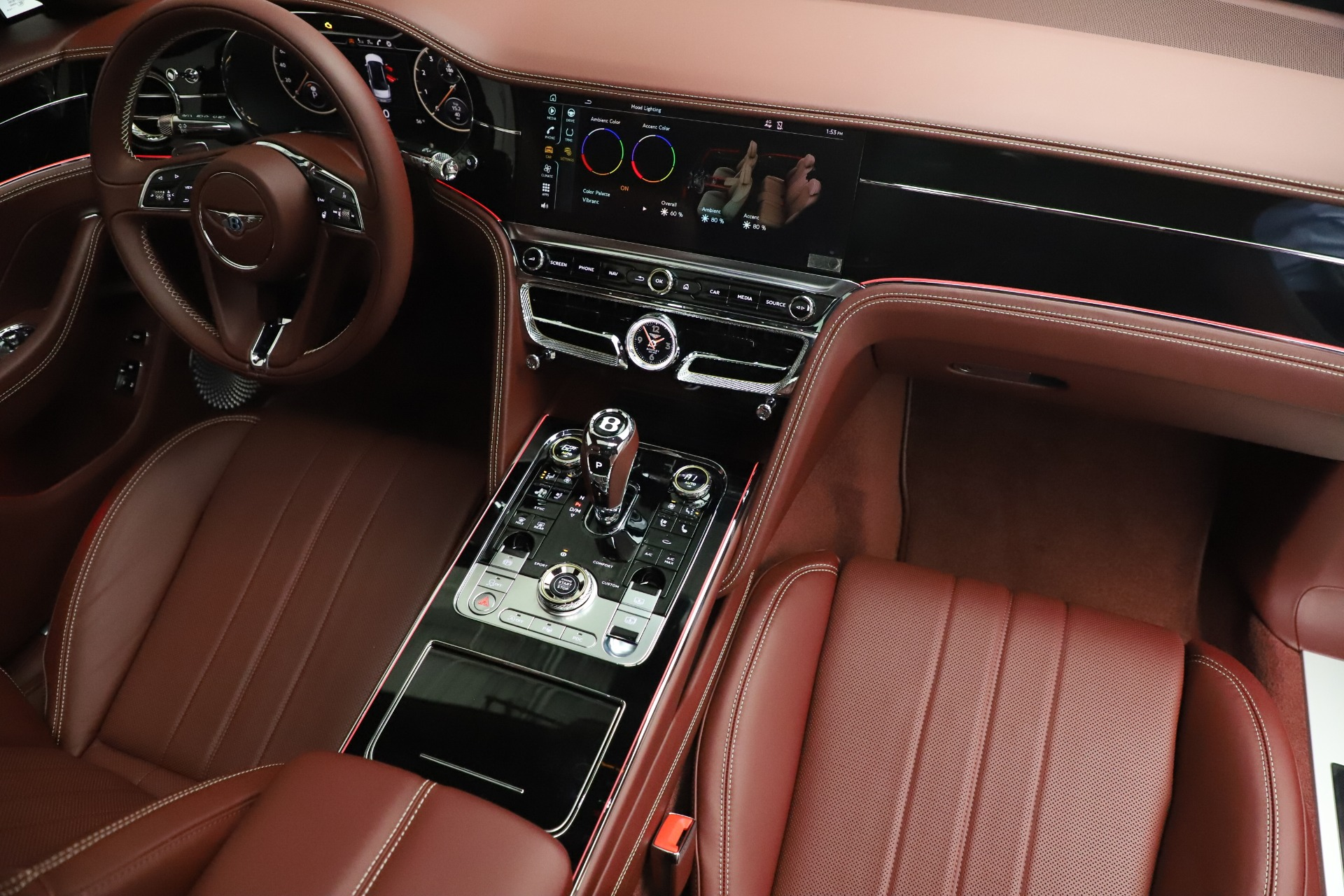 New 2021 Bentley Flying Spur W12 For Sale In Greenwich, CT 3230_p35
