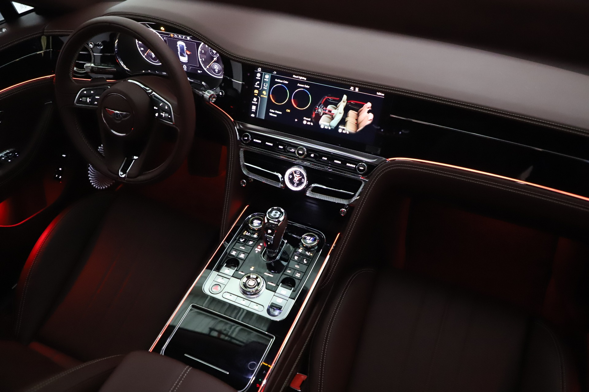 New 2021 Bentley Flying Spur W12 For Sale In Greenwich, CT 3230_p36