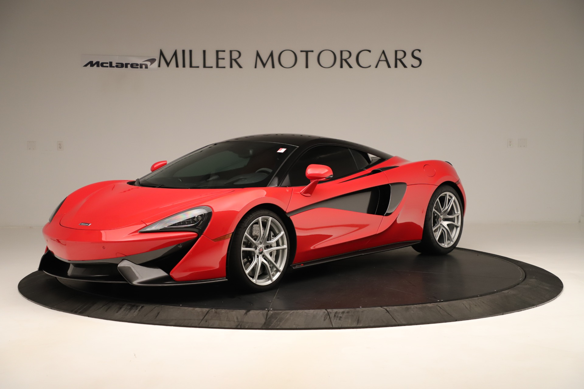 Used 2016 McLaren 570S Coupe For Sale In Greenwich, CT 3235_main