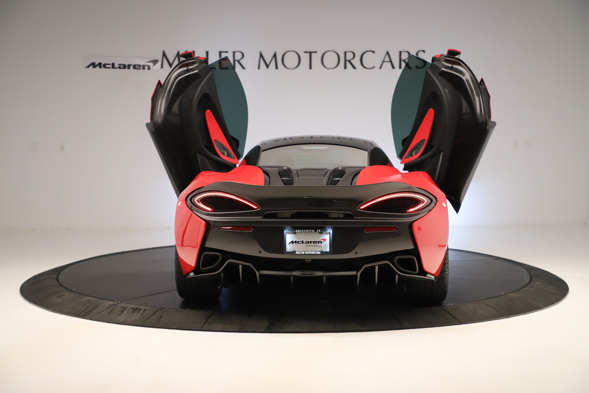 Used 2016 McLaren 570S Coupe For Sale In Greenwich, CT 3235_p13
