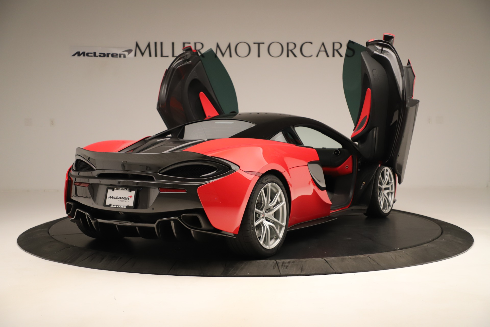 Used 2016 McLaren 570S Coupe For Sale In Greenwich, CT 3235_p14
