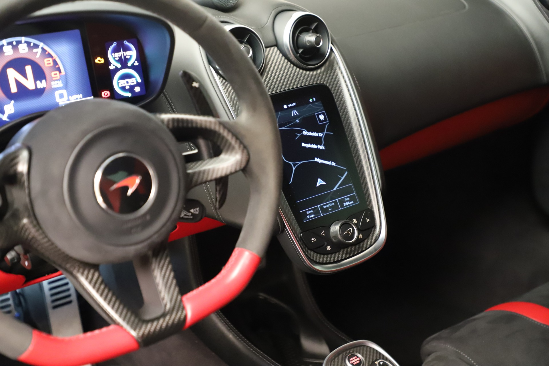 Used 2016 McLaren 570S Coupe For Sale In Greenwich, CT 3235_p28