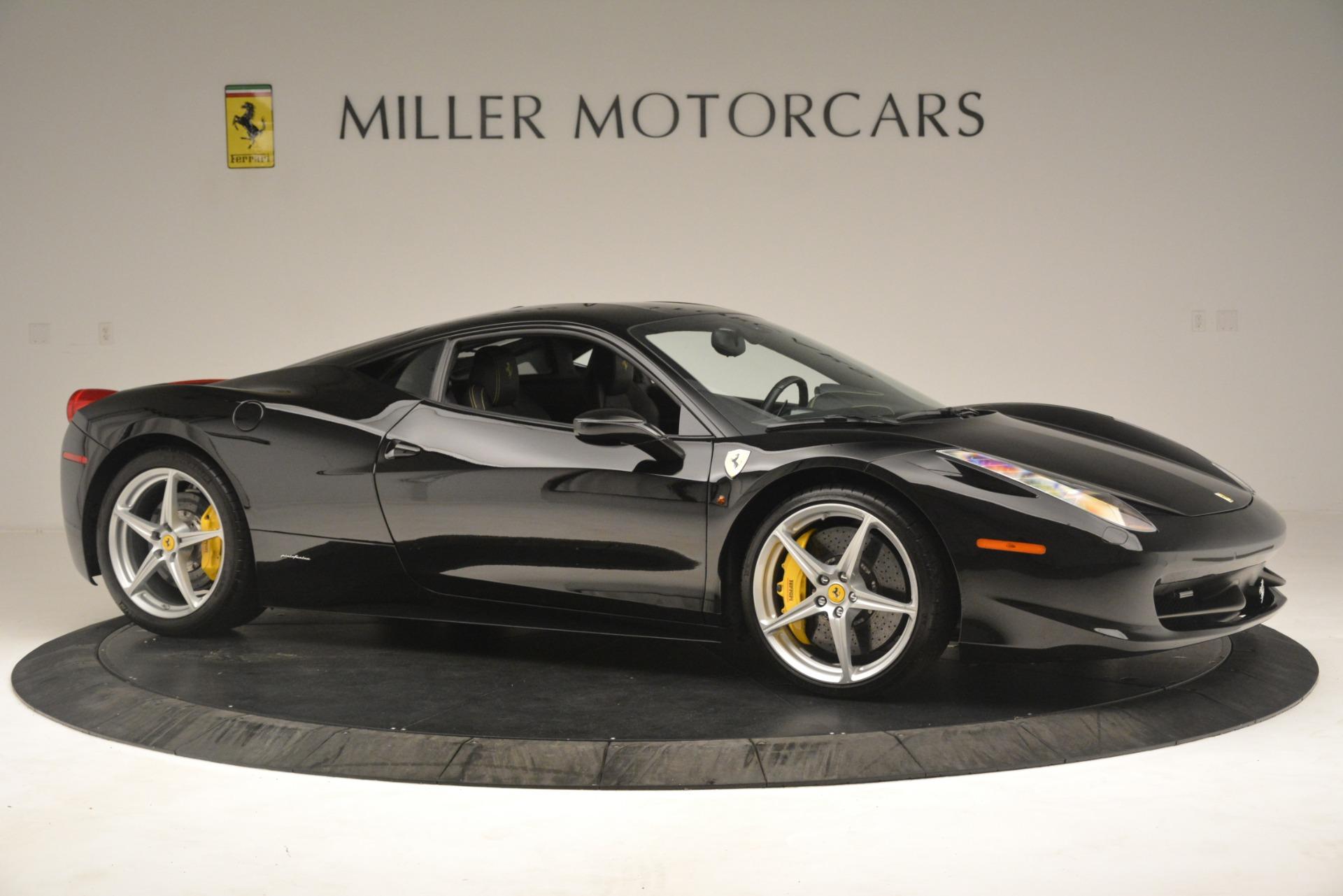 Used 2011 Ferrari 458 Italia  For Sale In Greenwich, CT 3236_p10