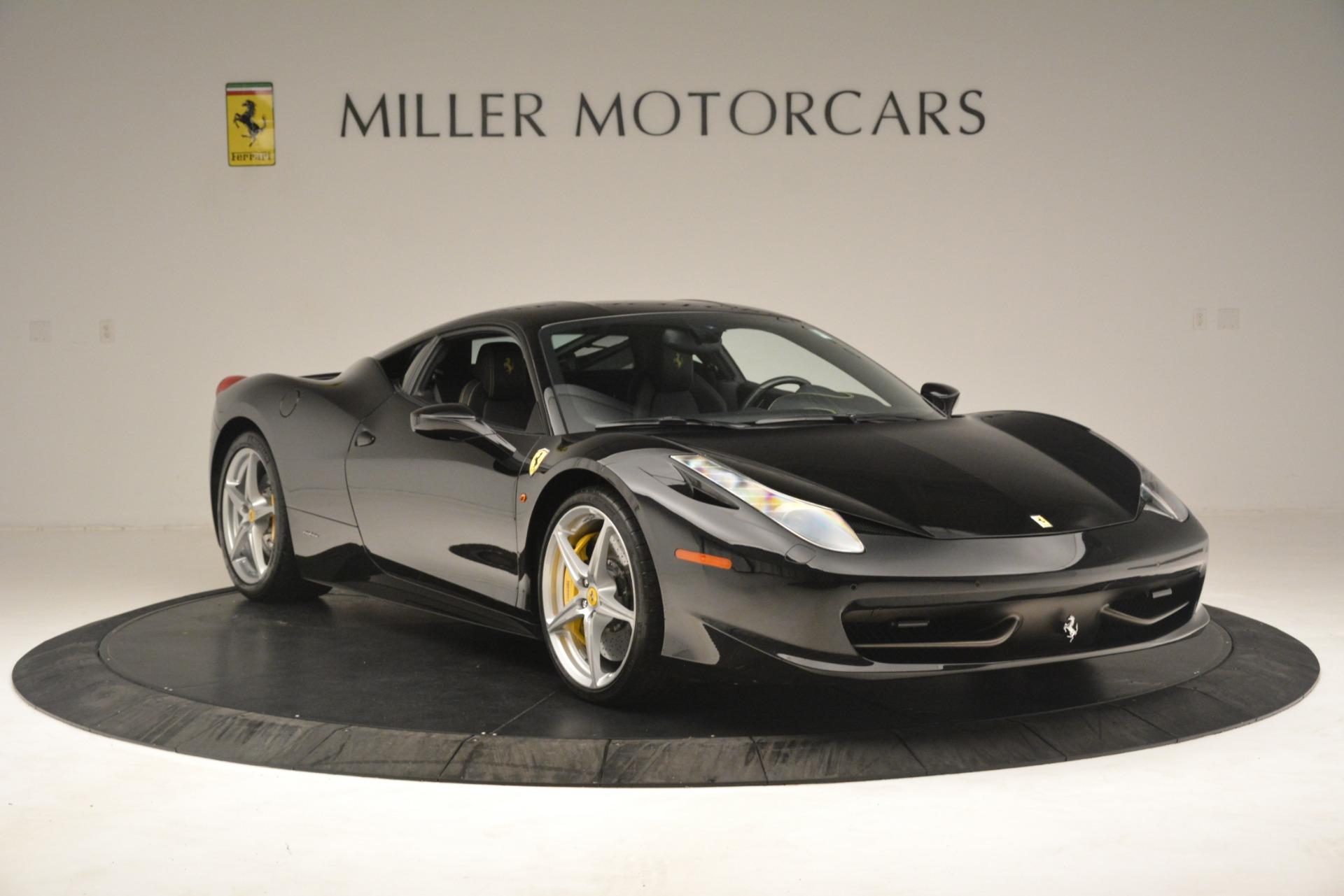 Used 2011 Ferrari 458 Italia  For Sale In Greenwich, CT 3236_p11