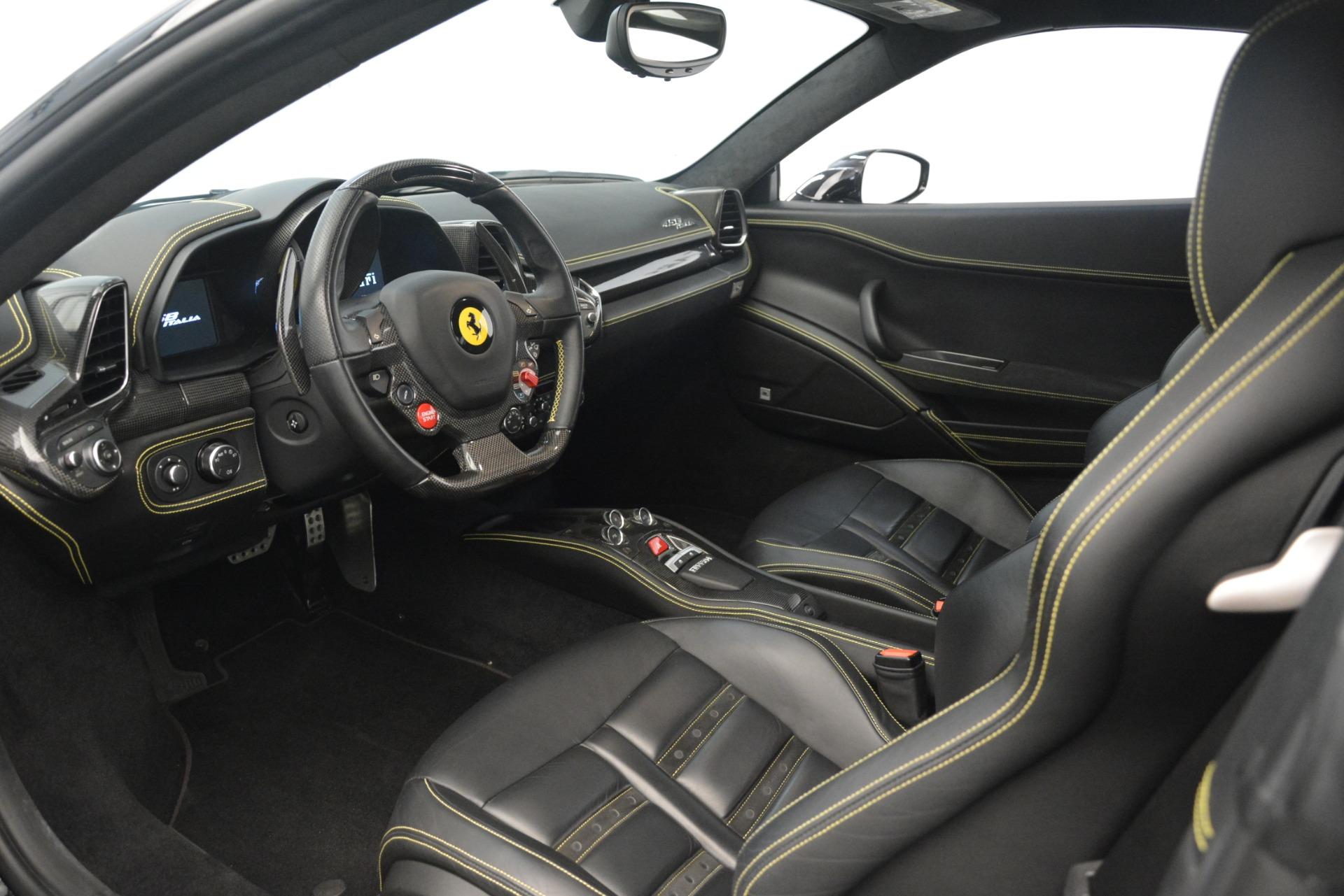 Used 2011 Ferrari 458 Italia  For Sale In Greenwich, CT 3236_p13