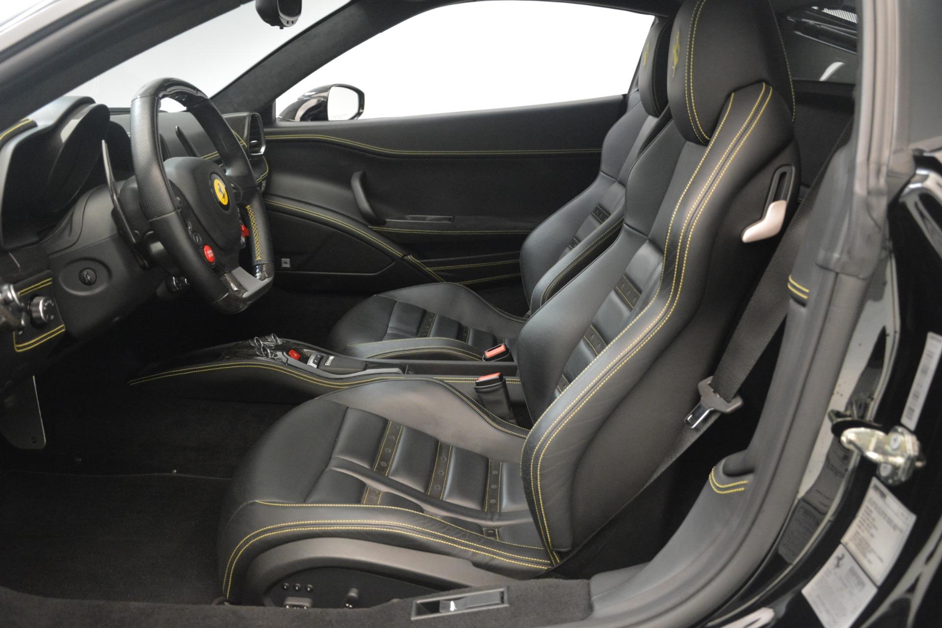 Used 2011 Ferrari 458 Italia  For Sale In Greenwich, CT 3236_p14