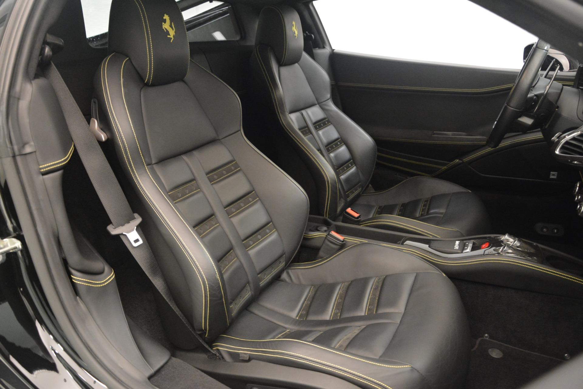 Used 2011 Ferrari 458 Italia  For Sale In Greenwich, CT 3236_p19