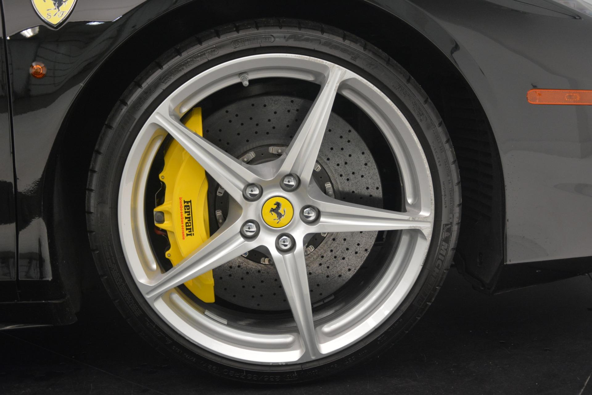 Used 2011 Ferrari 458 Italia  For Sale In Greenwich, CT 3236_p25