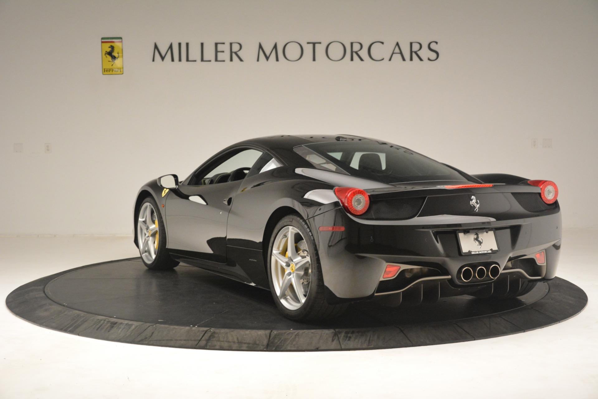 Used 2011 Ferrari 458 Italia  For Sale In Greenwich, CT 3236_p5