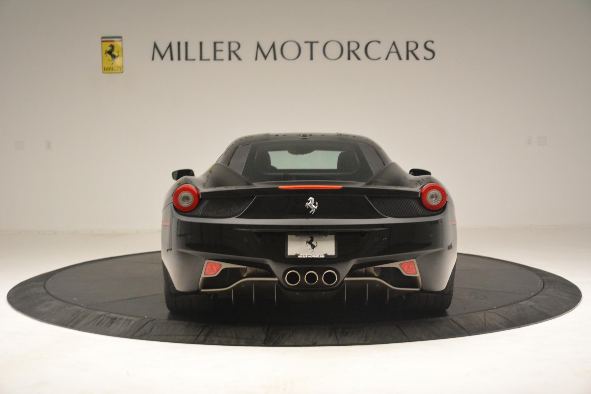 Used 2011 Ferrari 458 Italia  For Sale In Greenwich, CT 3236_p6