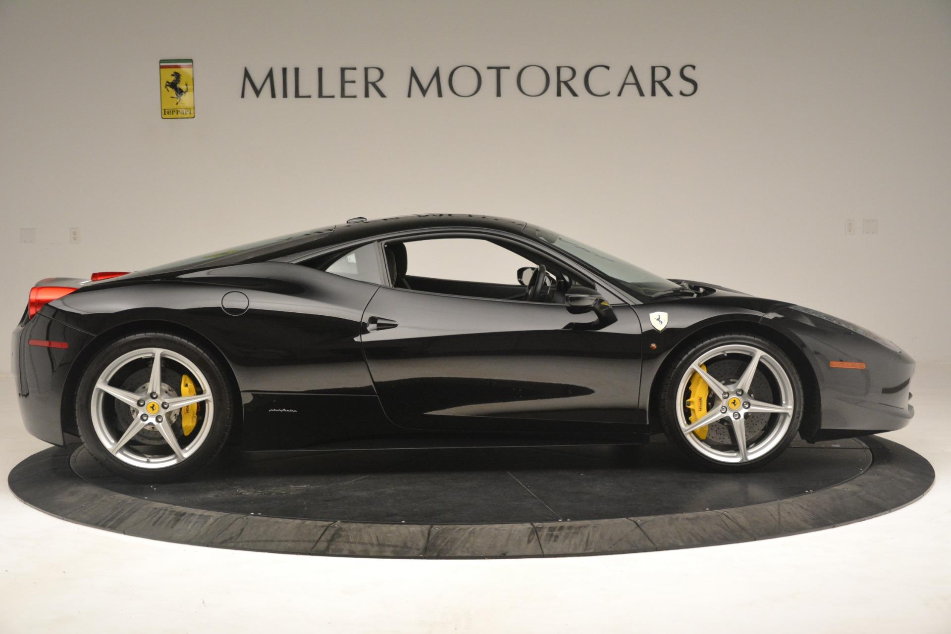 Used 2011 Ferrari 458 Italia  For Sale In Greenwich, CT 3236_p9