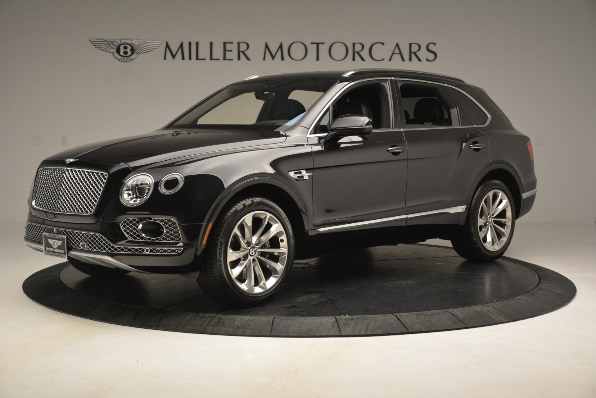 Used 2017 Bentley Bentayga W12 For Sale In Greenwich, CT 3239_p2