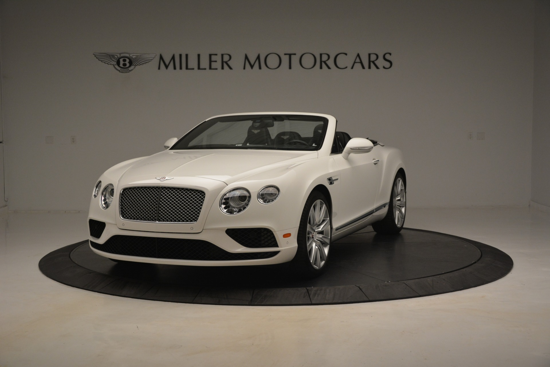 Used 2016 Bentley Continental GT V8 For Sale In Greenwich, CT 3241_main