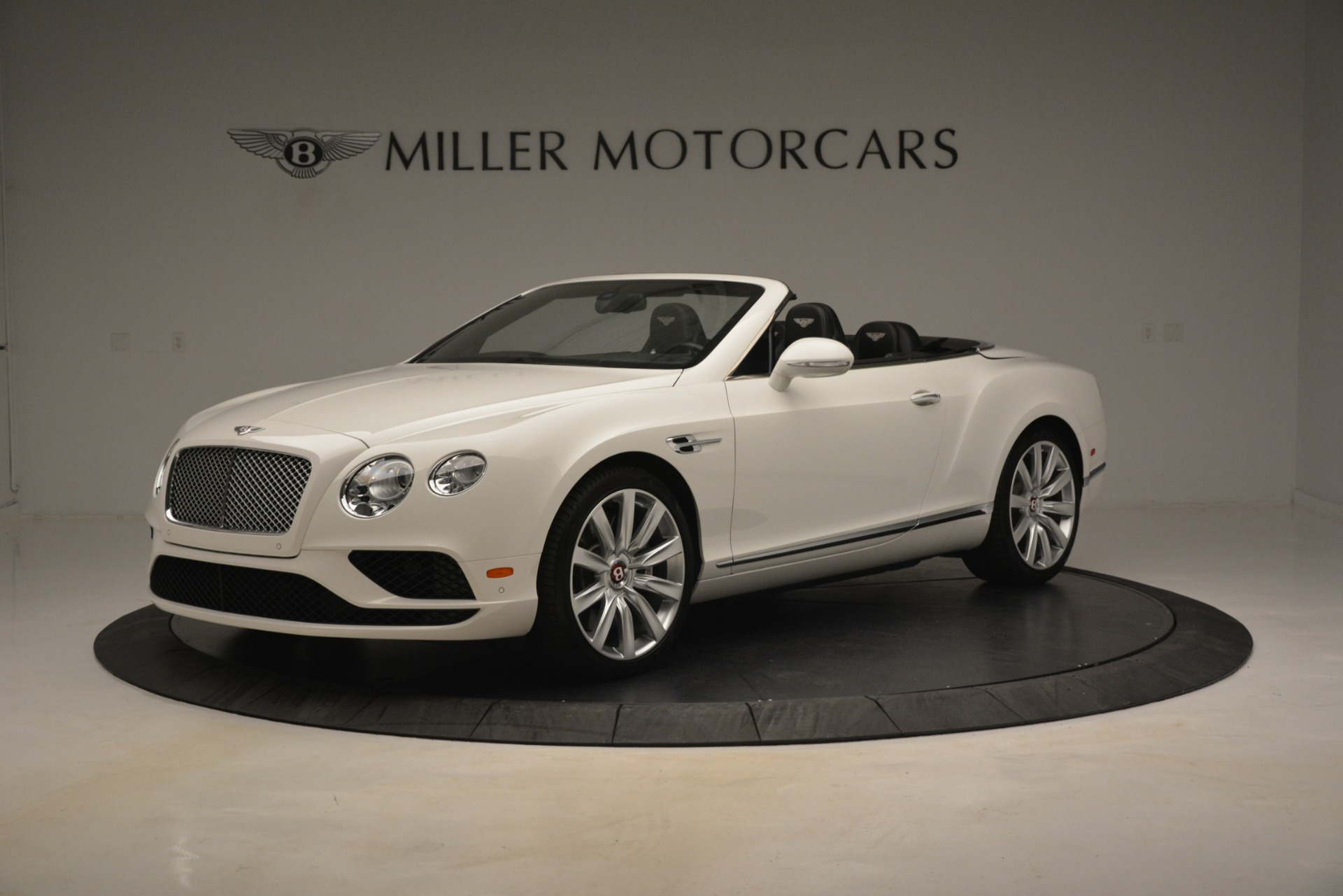 Used 2016 Bentley Continental GT V8 For Sale In Greenwich, CT 3241_p2