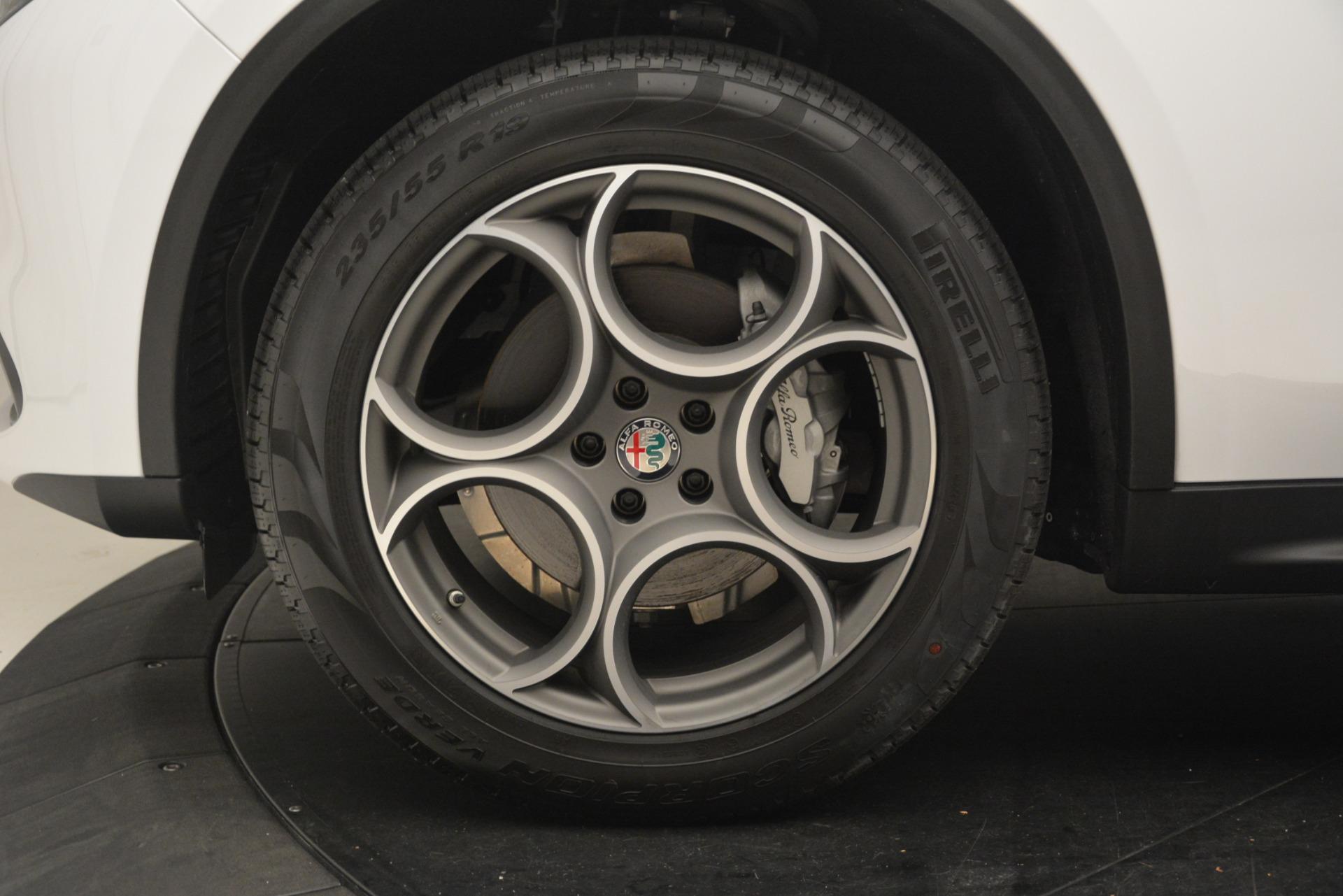 New 2019 Alfa Romeo Stelvio Q4 For Sale In Greenwich, CT 3246_p30