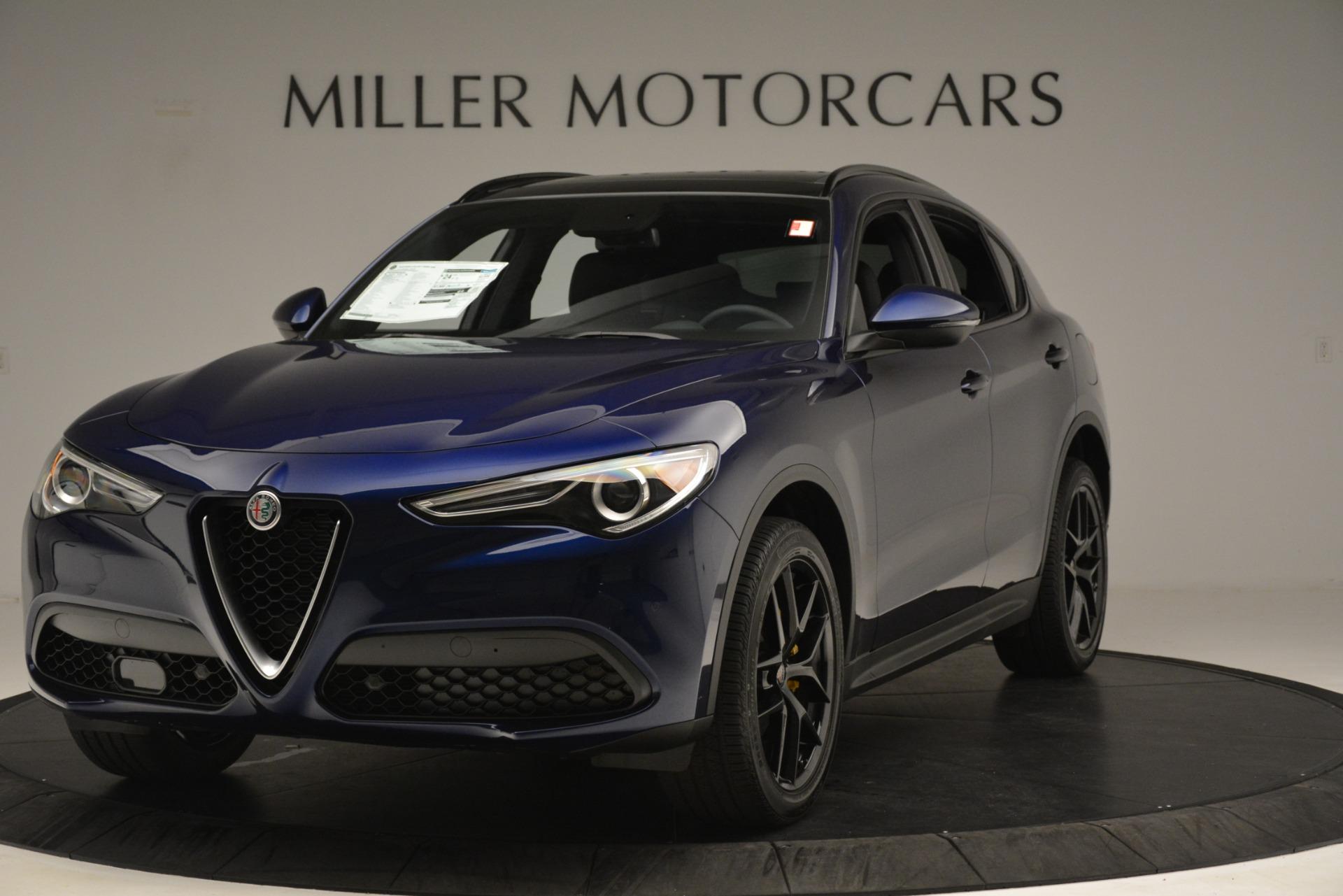 New 2019 Alfa Romeo Stelvio Ti Sport Q4 For Sale In Greenwich, CT 3249_main