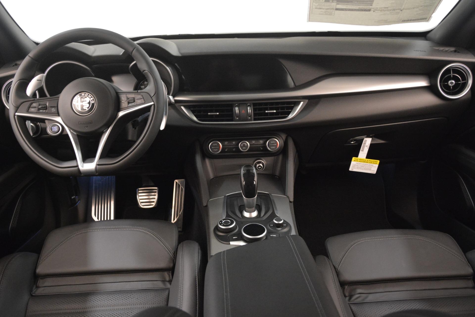 New 2019 Alfa Romeo Stelvio Ti Sport Q4 For Sale In Greenwich, CT 3249_p16