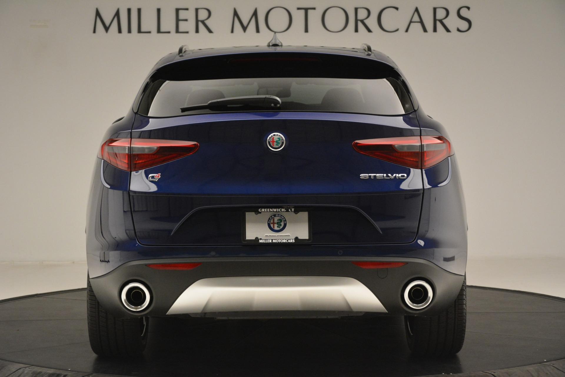 New 2019 Alfa Romeo Stelvio Ti Sport Q4 For Sale In Greenwich, CT 3249_p6