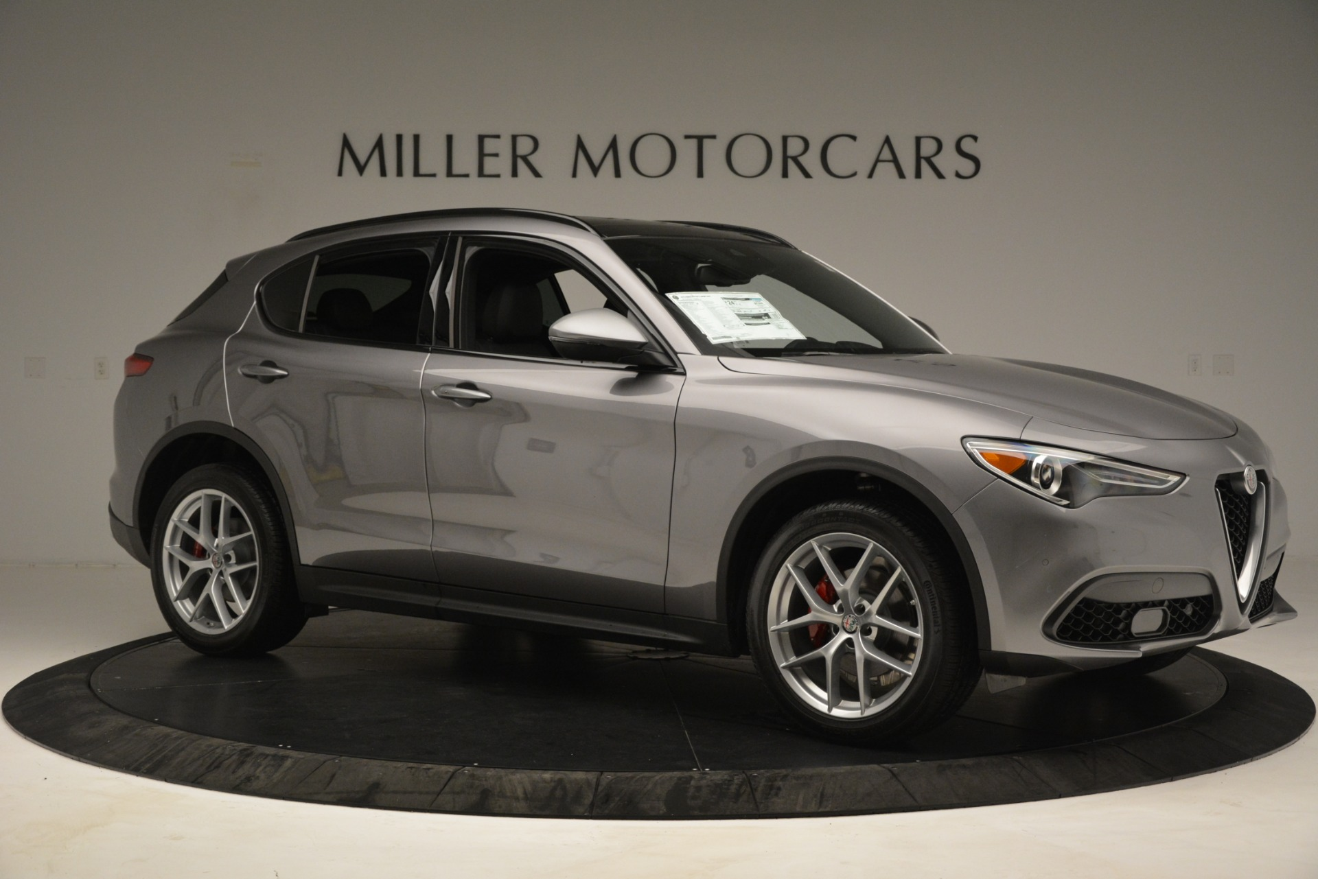 New 2019 Alfa Romeo Stelvio Ti Sport Q4 For Sale In Greenwich, CT 3250_p10