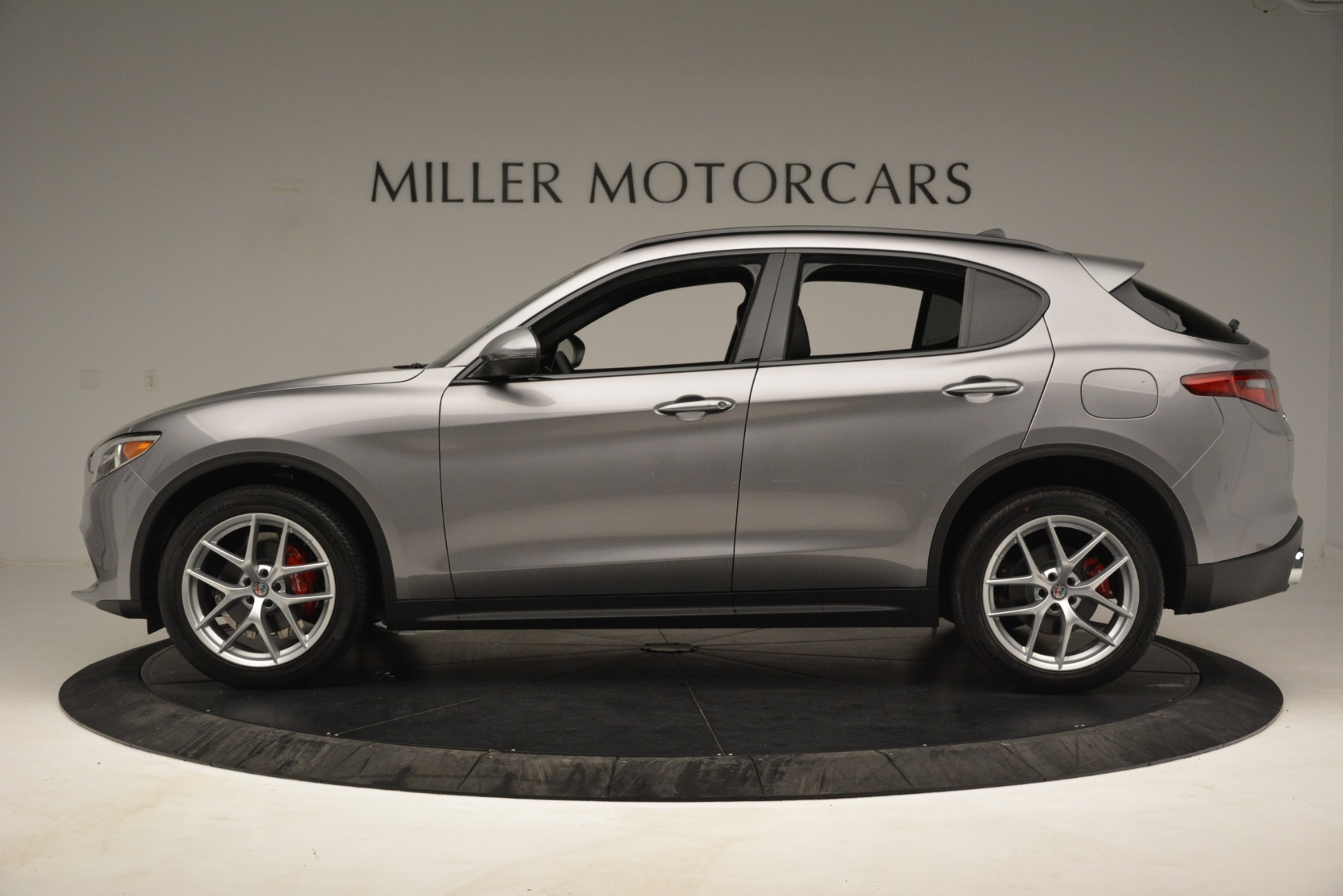 New 2019 Alfa Romeo Stelvio Ti Sport Q4 For Sale In Greenwich, CT 3250_p3