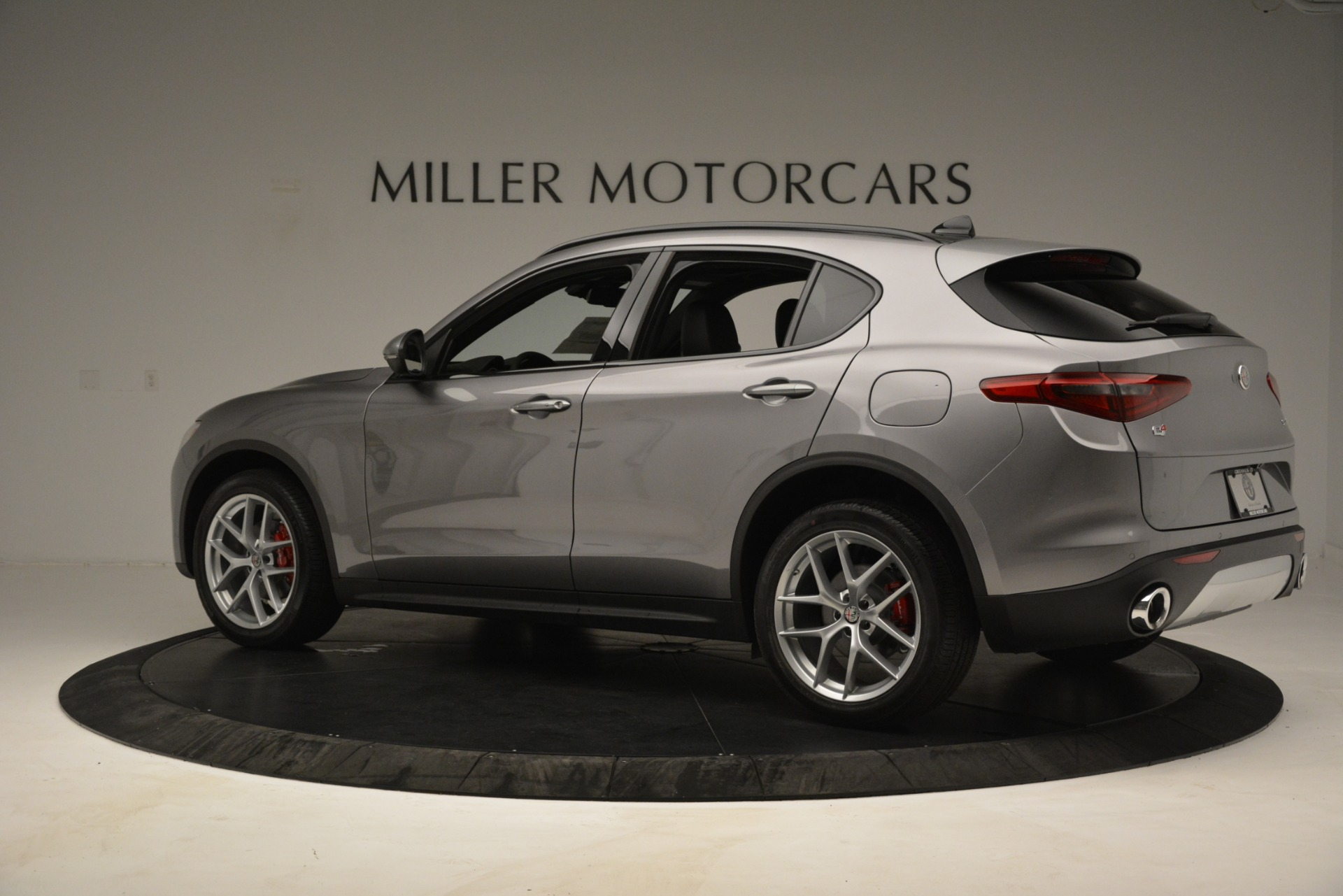 New 2019 Alfa Romeo Stelvio Ti Sport Q4 For Sale In Greenwich, CT 3250_p4