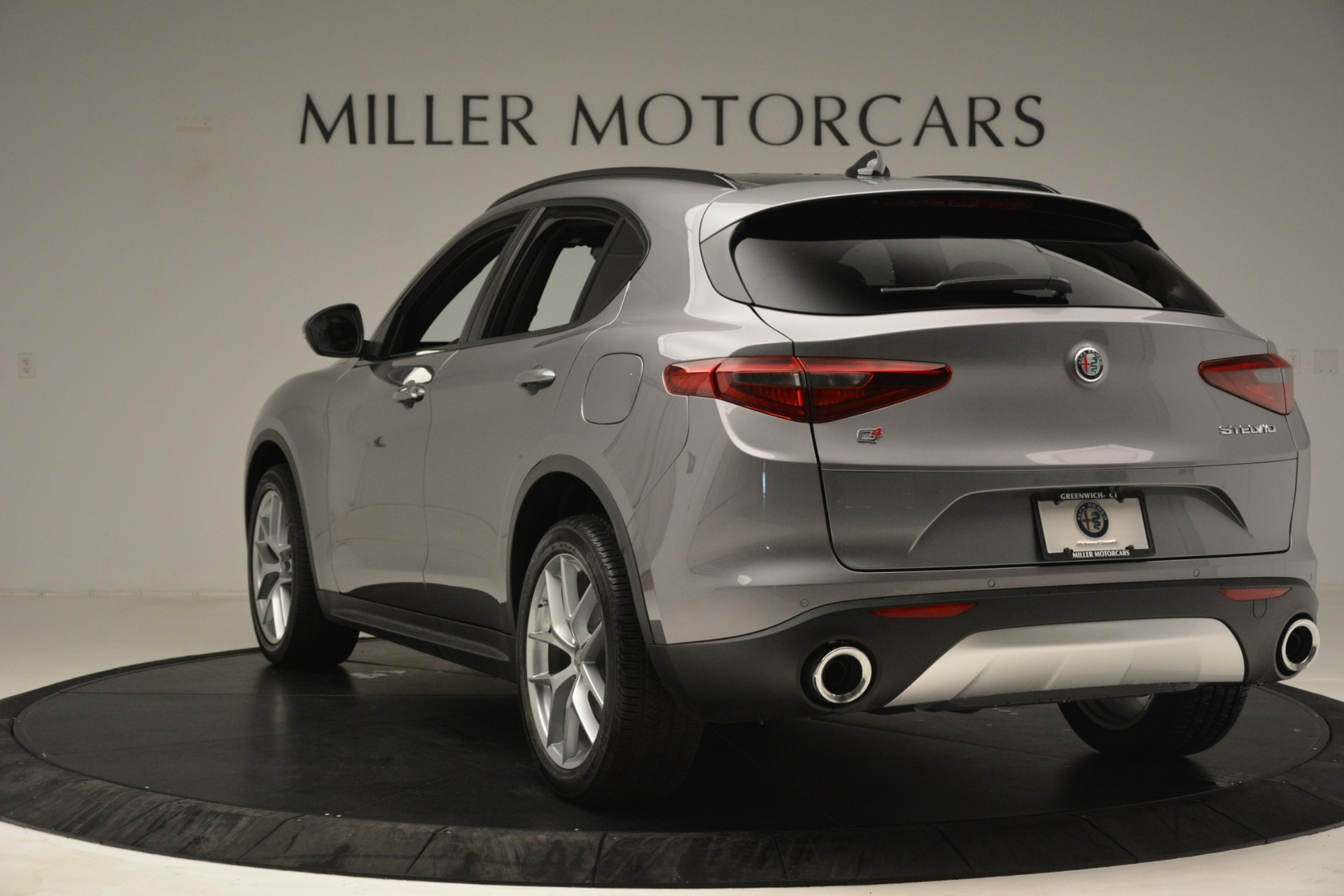 New 2019 Alfa Romeo Stelvio Ti Sport Q4 For Sale In Greenwich, CT 3250_p5