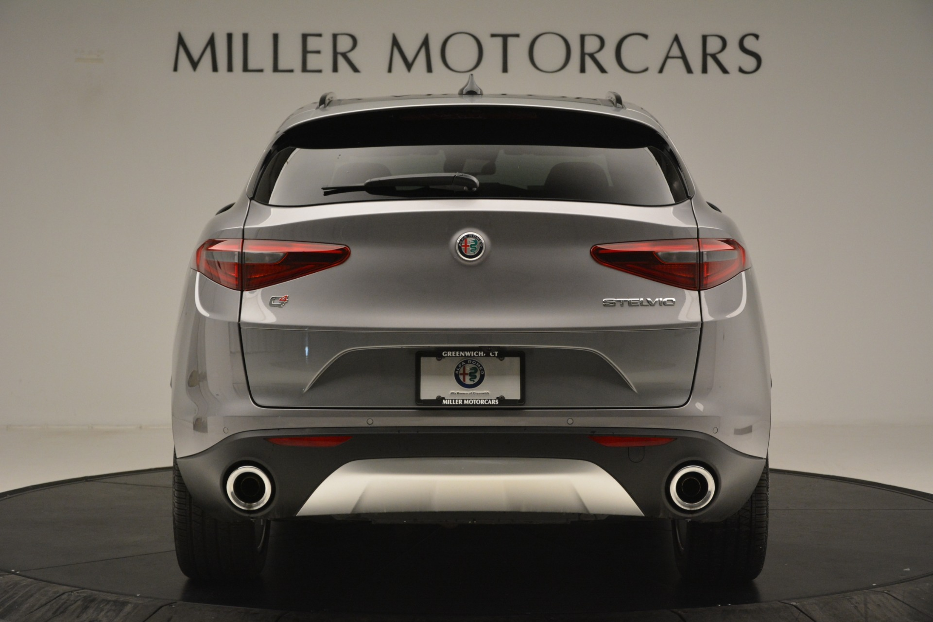 New 2019 Alfa Romeo Stelvio Ti Sport Q4 For Sale In Greenwich, CT 3250_p6