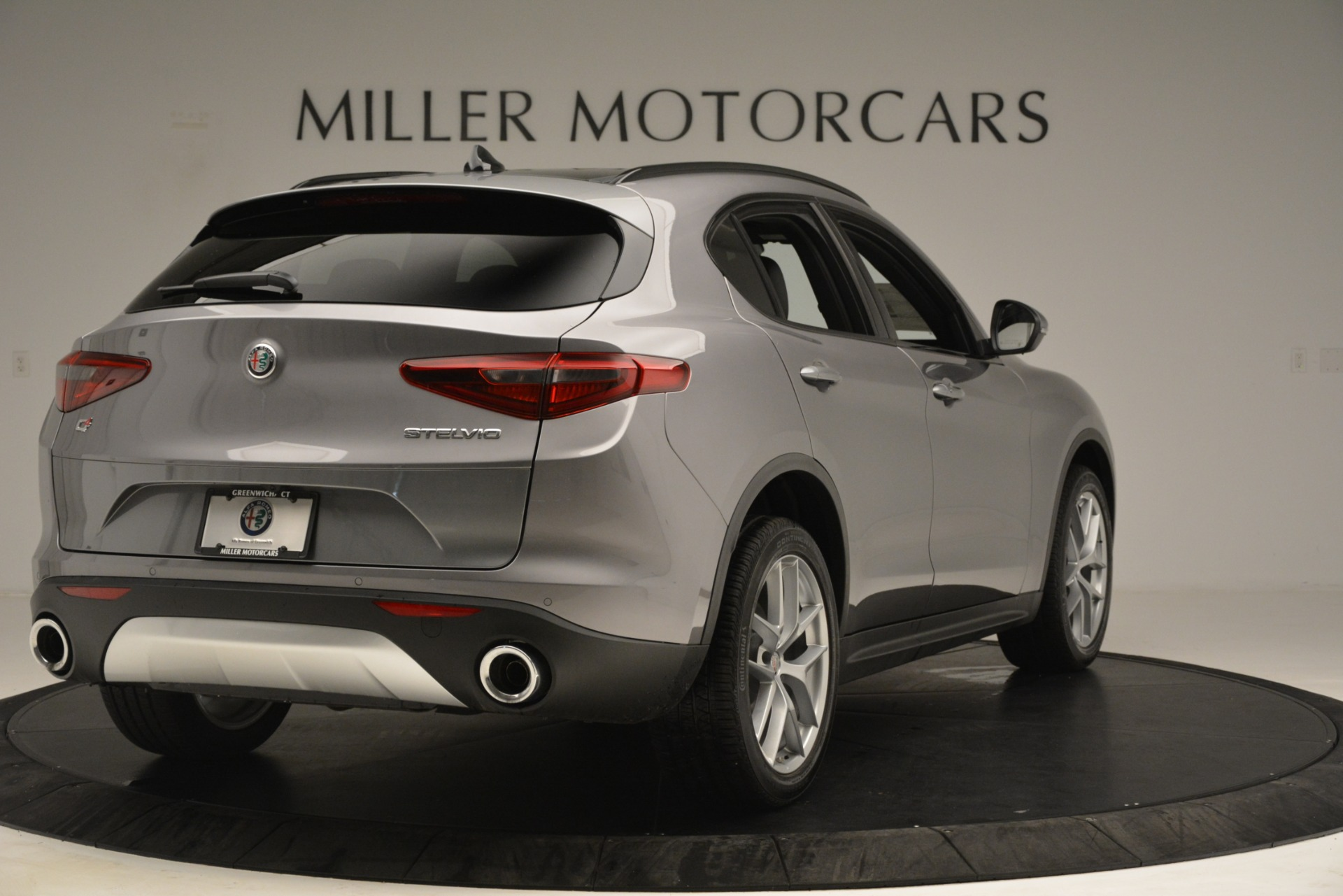New 2019 Alfa Romeo Stelvio Ti Sport Q4 For Sale In Greenwich, CT 3250_p7