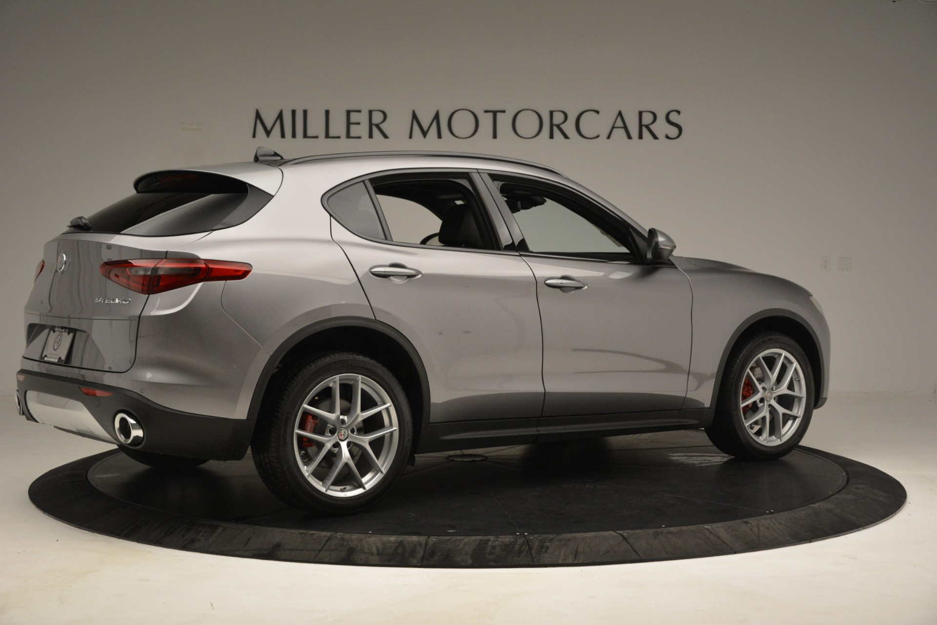 New 2019 Alfa Romeo Stelvio Ti Sport Q4 For Sale In Greenwich, CT 3250_p8