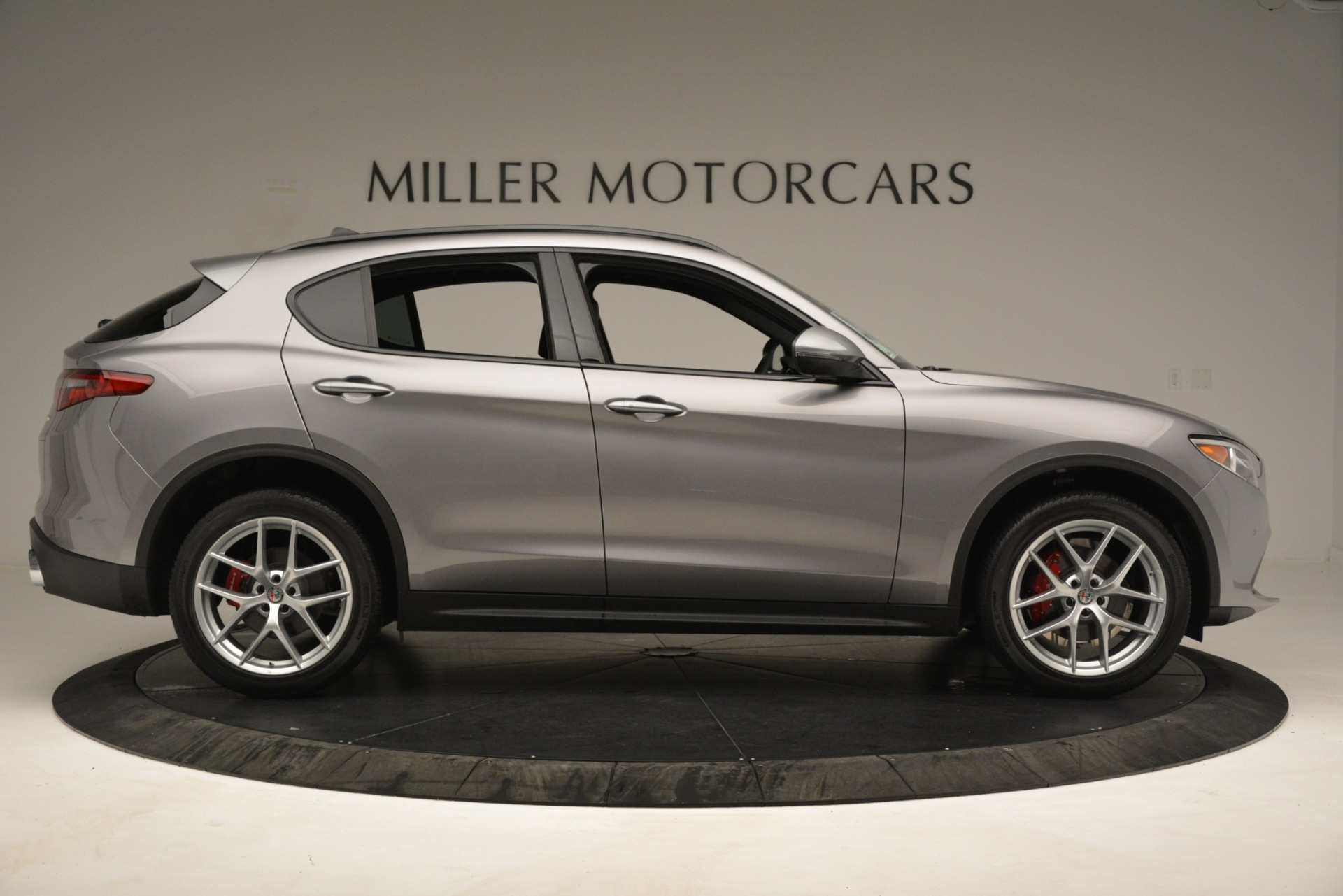New 2019 Alfa Romeo Stelvio Ti Sport Q4 For Sale In Greenwich, CT 3250_p9