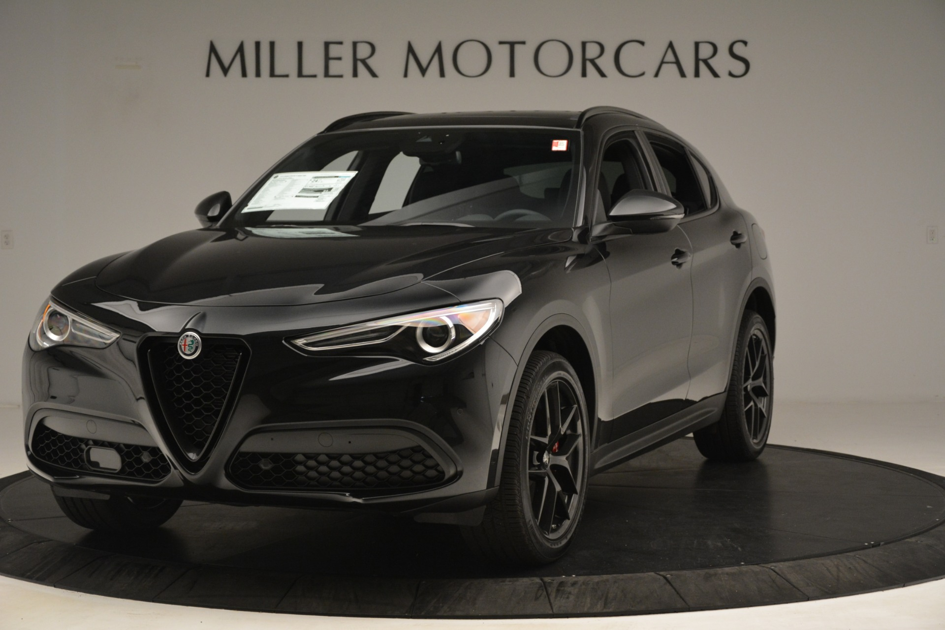 New 2019 Alfa Romeo Stelvio Ti Sport Q4 For Sale In Greenwich, CT 3251_main