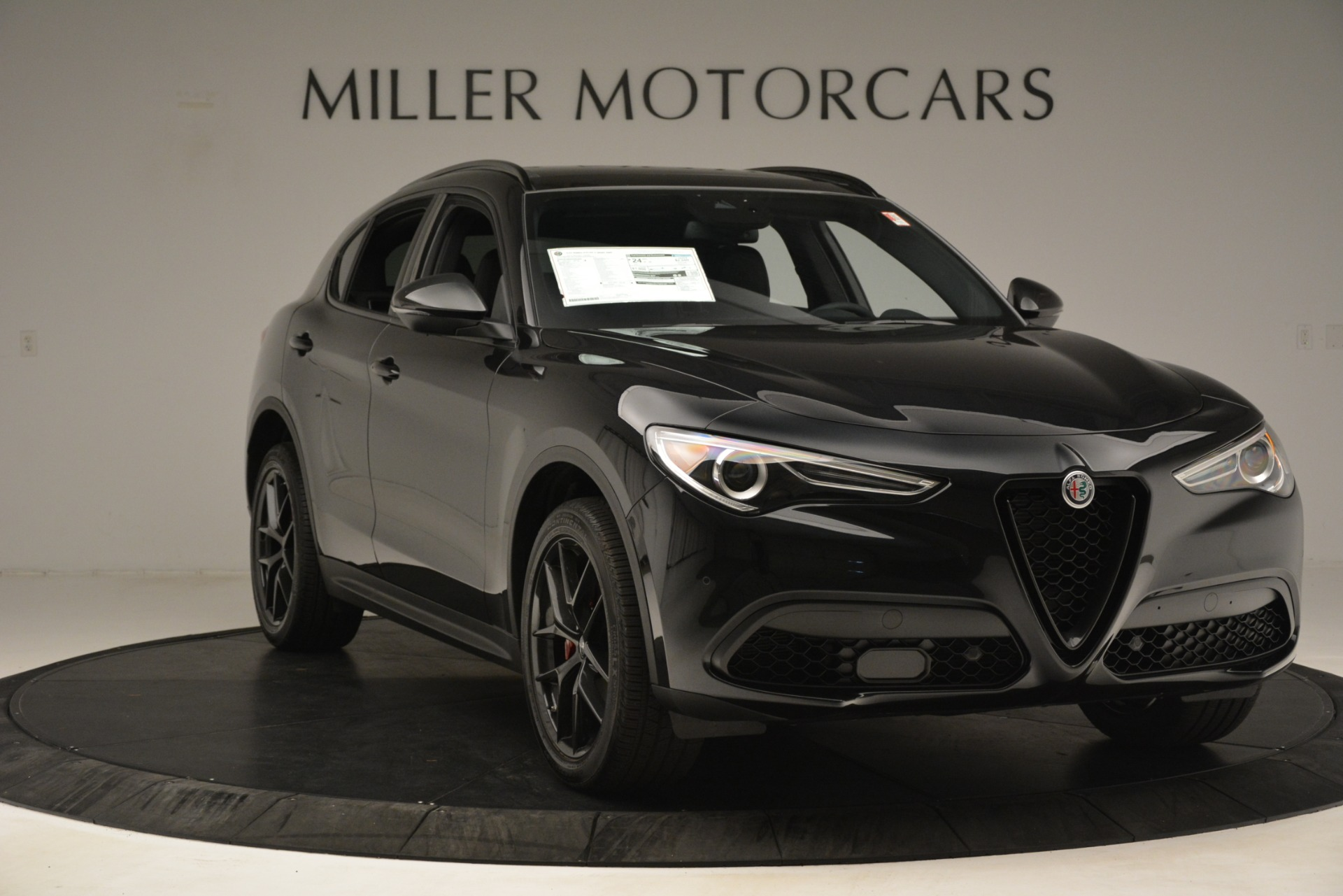 New 2019 Alfa Romeo Stelvio Ti Sport Q4 For Sale In Greenwich, CT 3251_p11