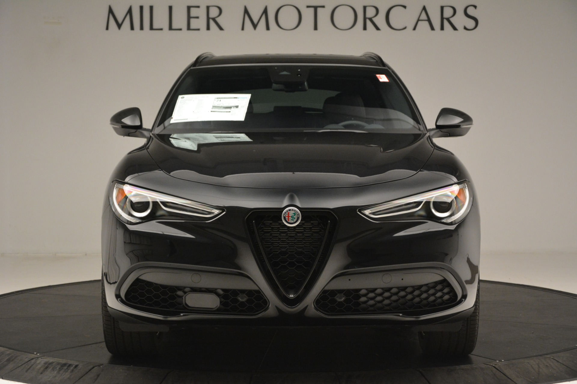 New 2019 Alfa Romeo Stelvio Ti Sport Q4 For Sale In Greenwich, CT 3251_p12