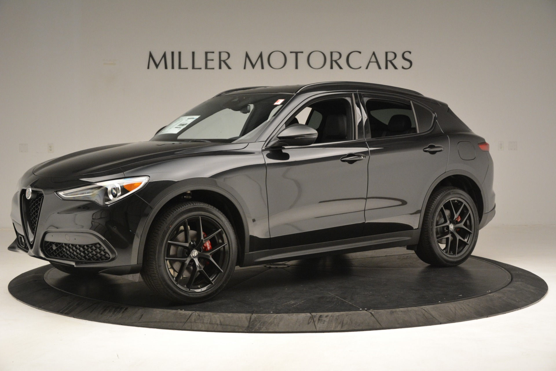 New 2019 Alfa Romeo Stelvio Ti Sport Q4 For Sale In Greenwich, CT 3251_p2