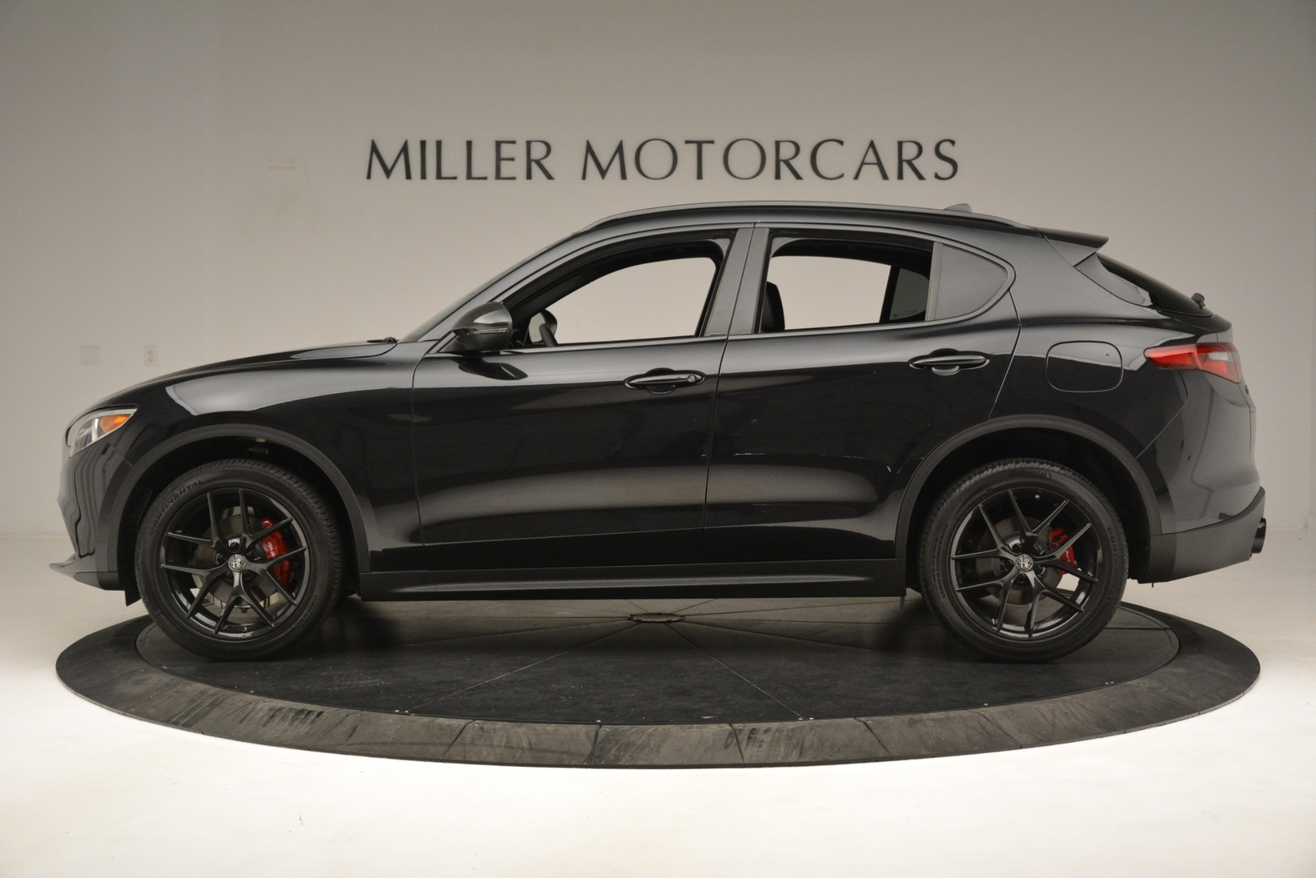 New 2019 Alfa Romeo Stelvio Ti Sport Q4 For Sale In Greenwich, CT 3251_p3