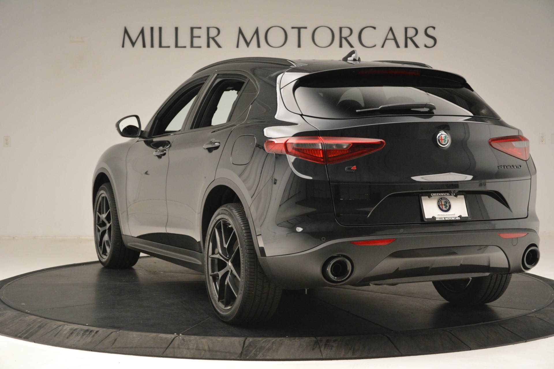 New 2019 Alfa Romeo Stelvio Ti Sport Q4 For Sale In Greenwich, CT 3251_p5