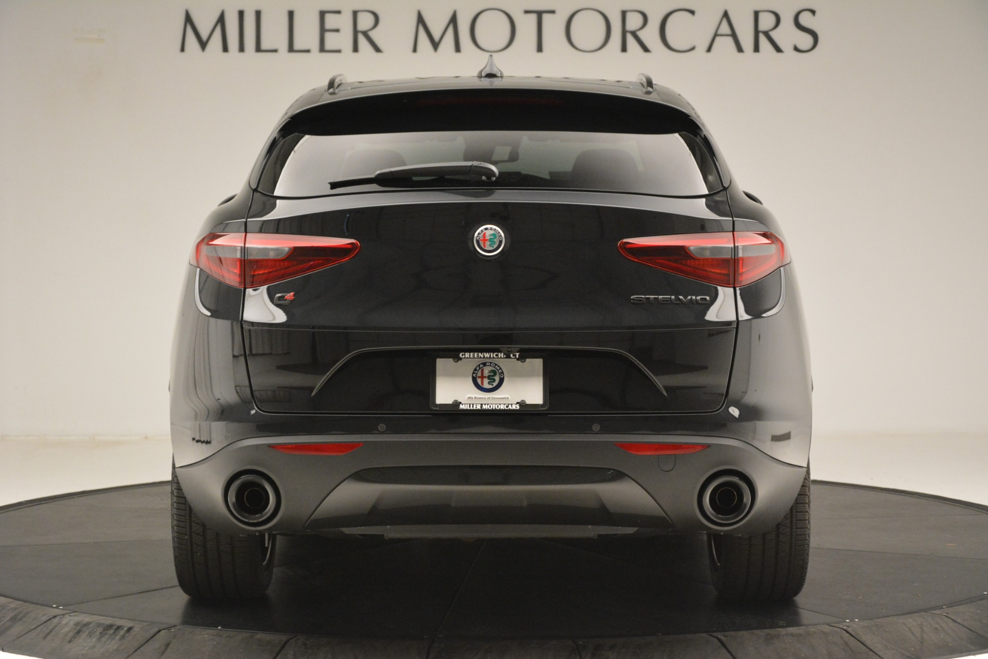 New 2019 Alfa Romeo Stelvio Ti Sport Q4 For Sale In Greenwich, CT 3251_p6
