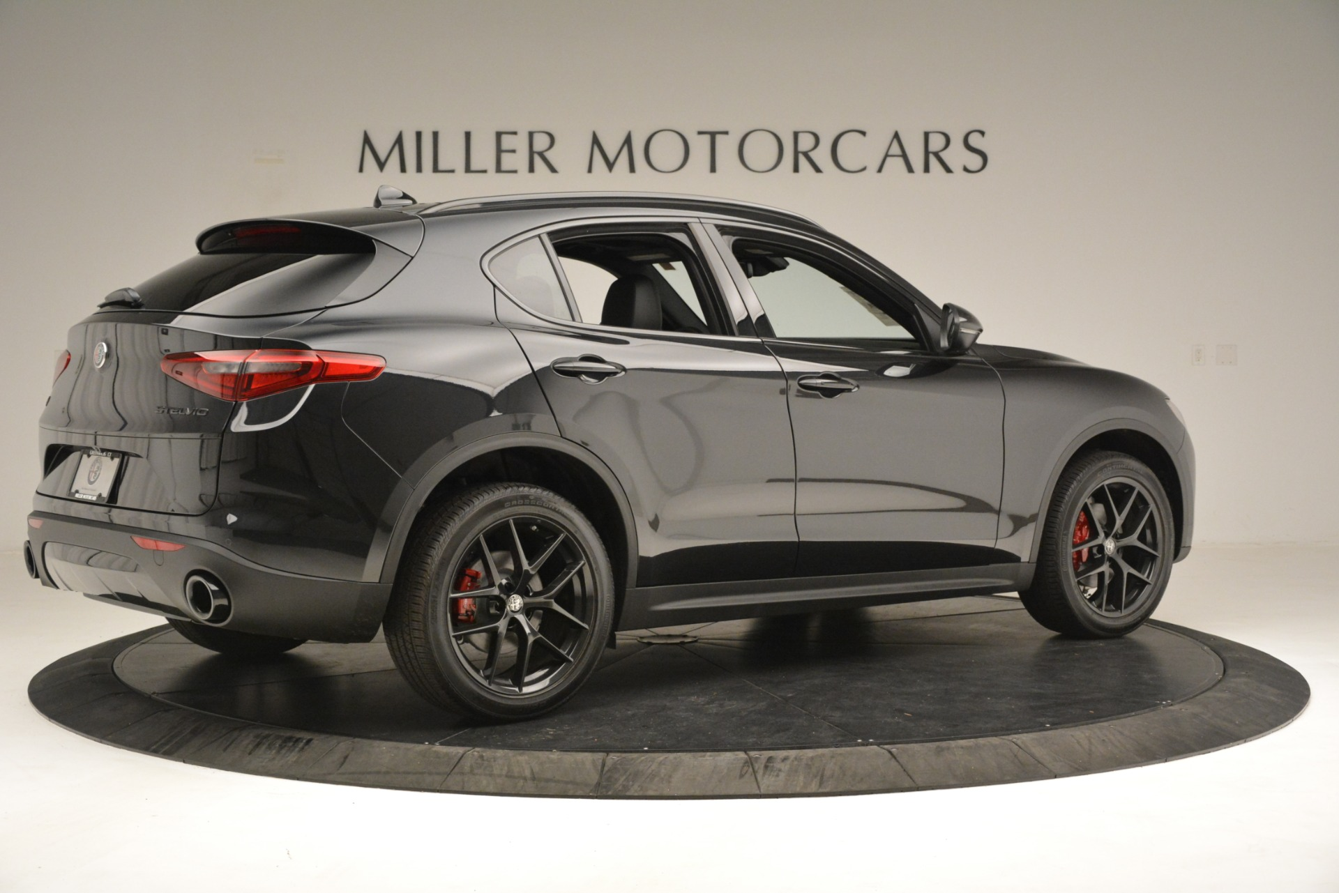 New 2019 Alfa Romeo Stelvio Ti Sport Q4 For Sale In Greenwich, CT 3251_p8