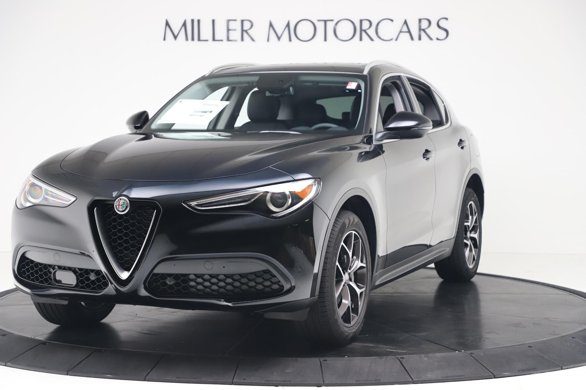 New 2019 Alfa Romeo Stelvio Ti Q4 For Sale In Greenwich, CT 3252_main