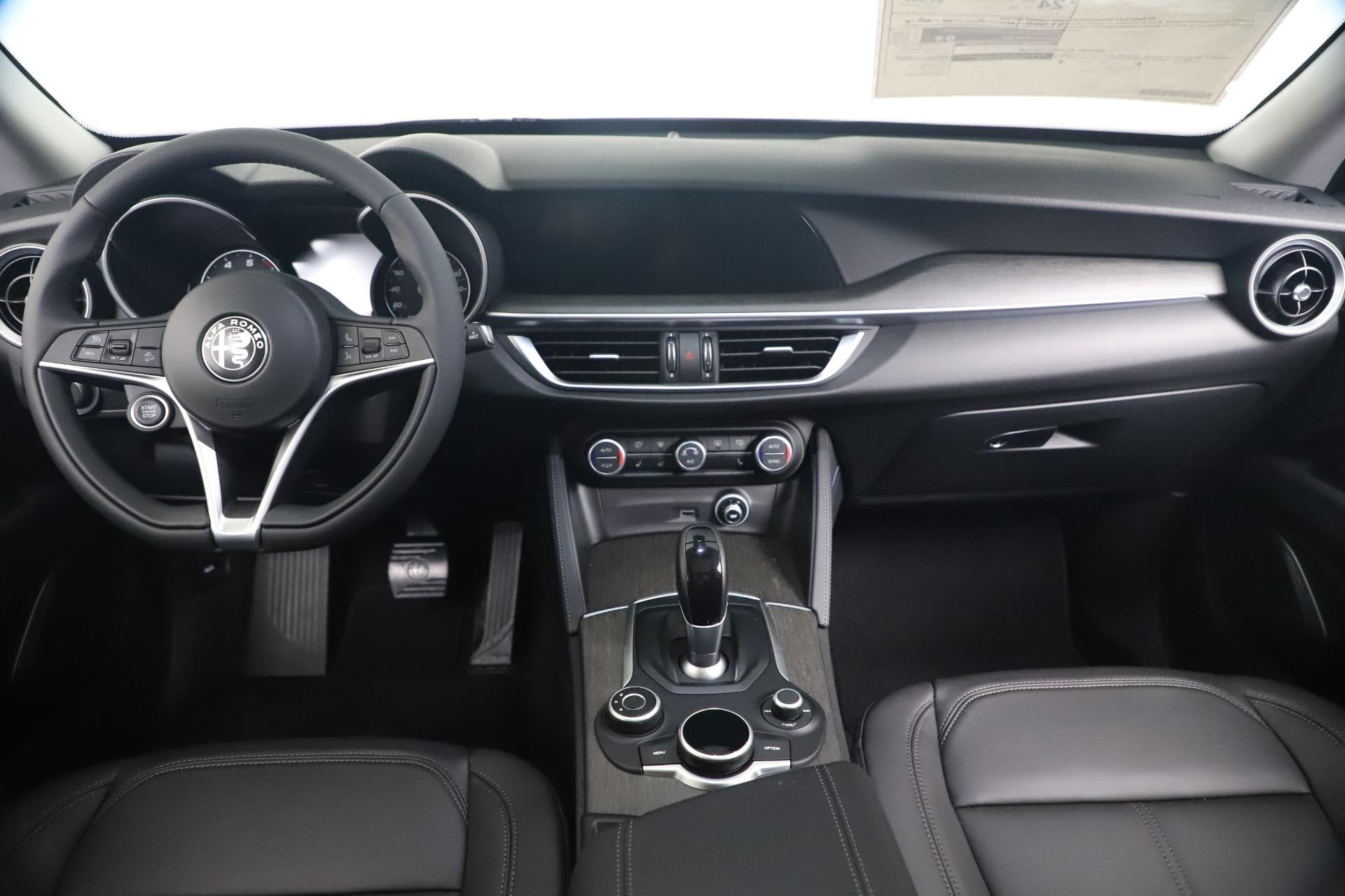 New 2019 Alfa Romeo Stelvio Ti Q4 For Sale In Greenwich, CT 3252_p16