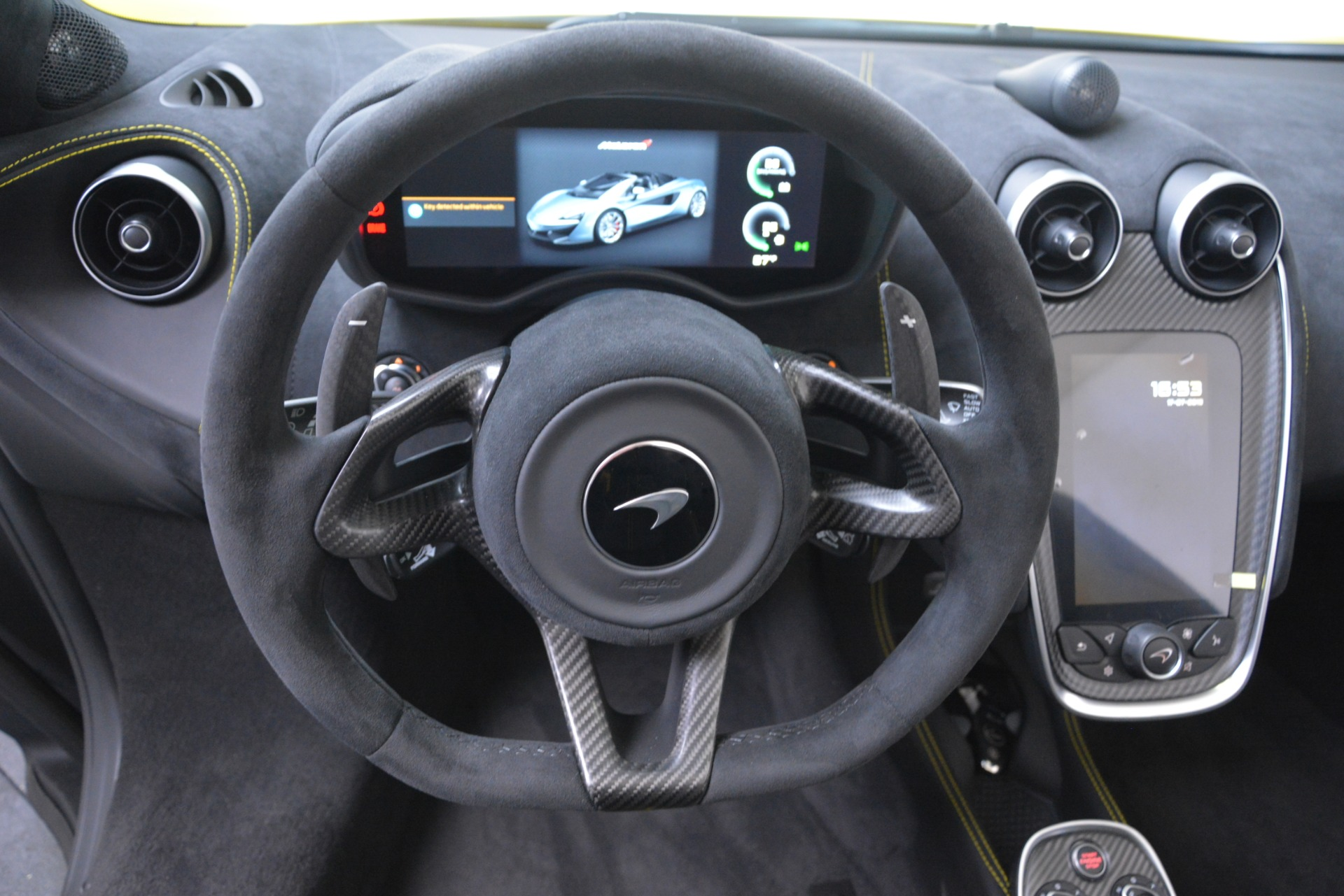 New 2019 McLaren 570S Convertible For Sale In Greenwich, CT 3253_p34
