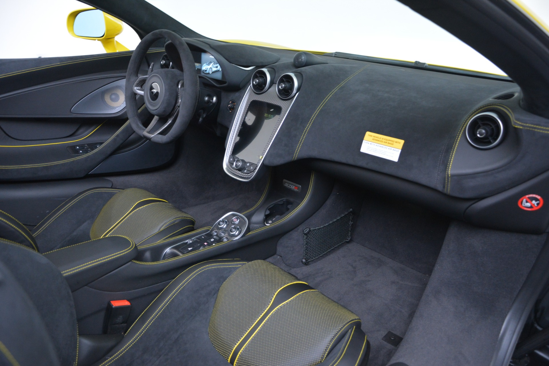 New 2019 McLaren 570S Convertible For Sale In Greenwich, CT 3253_p37