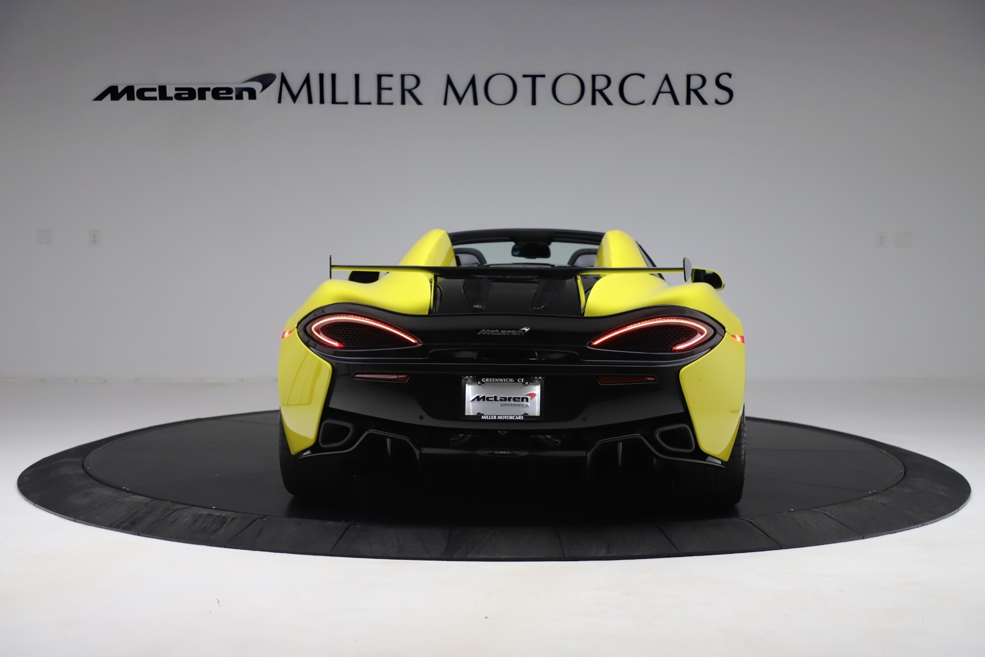 New 2019 McLaren 570S Convertible For Sale In Greenwich, CT 3253_p4
