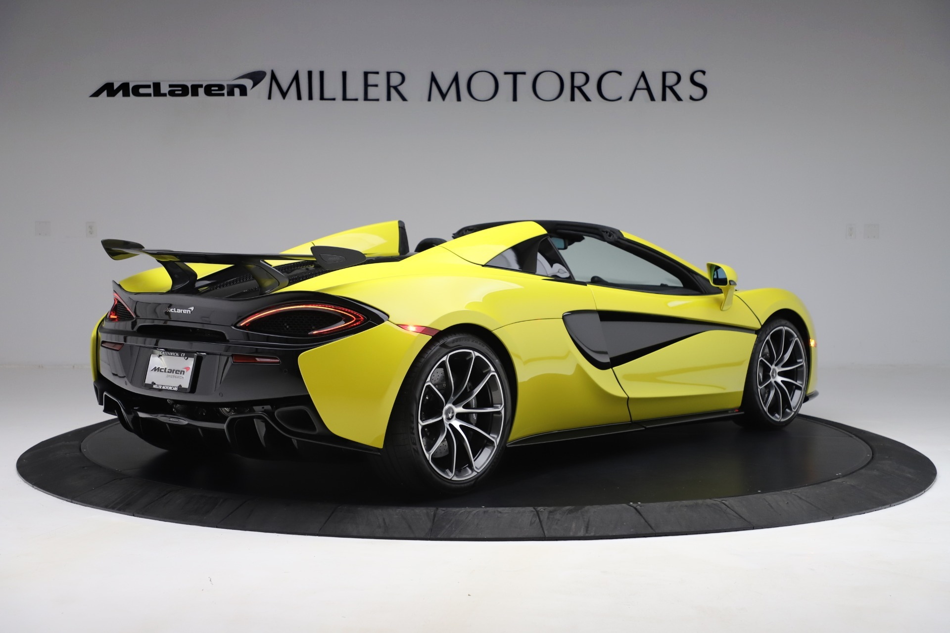New 2019 McLaren 570S Convertible For Sale In Greenwich, CT 3253_p5