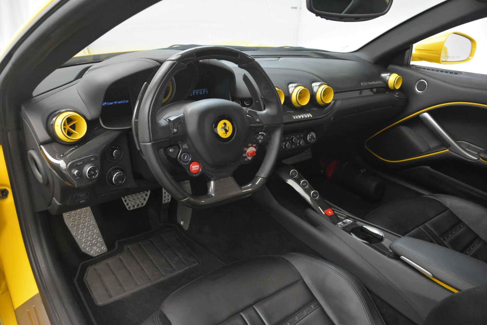 Used 2015 Ferrari F12 Berlinetta  For Sale In Greenwich, CT 3254_p13