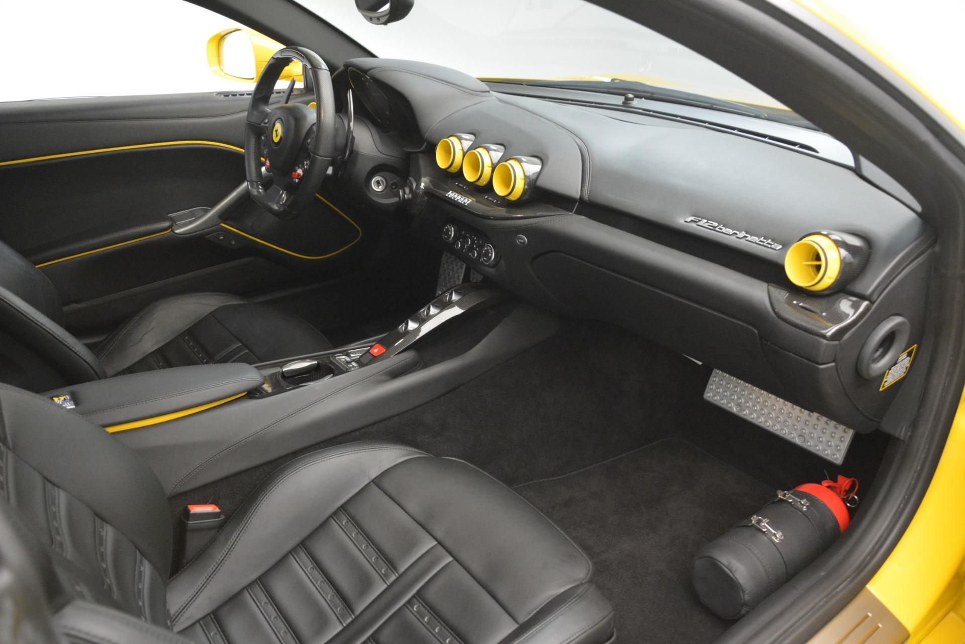 Used 2015 Ferrari F12 Berlinetta  For Sale In Greenwich, CT 3254_p17